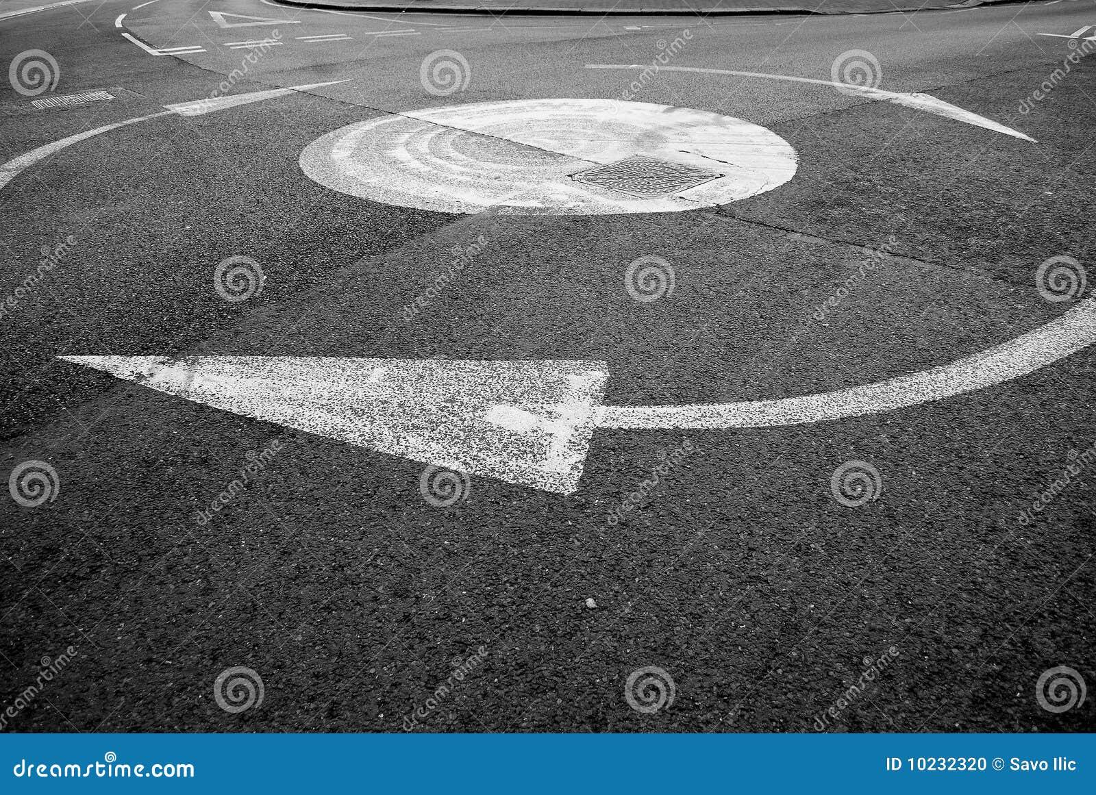 Διασταύρωση κυκλικής κυκλοφορίας