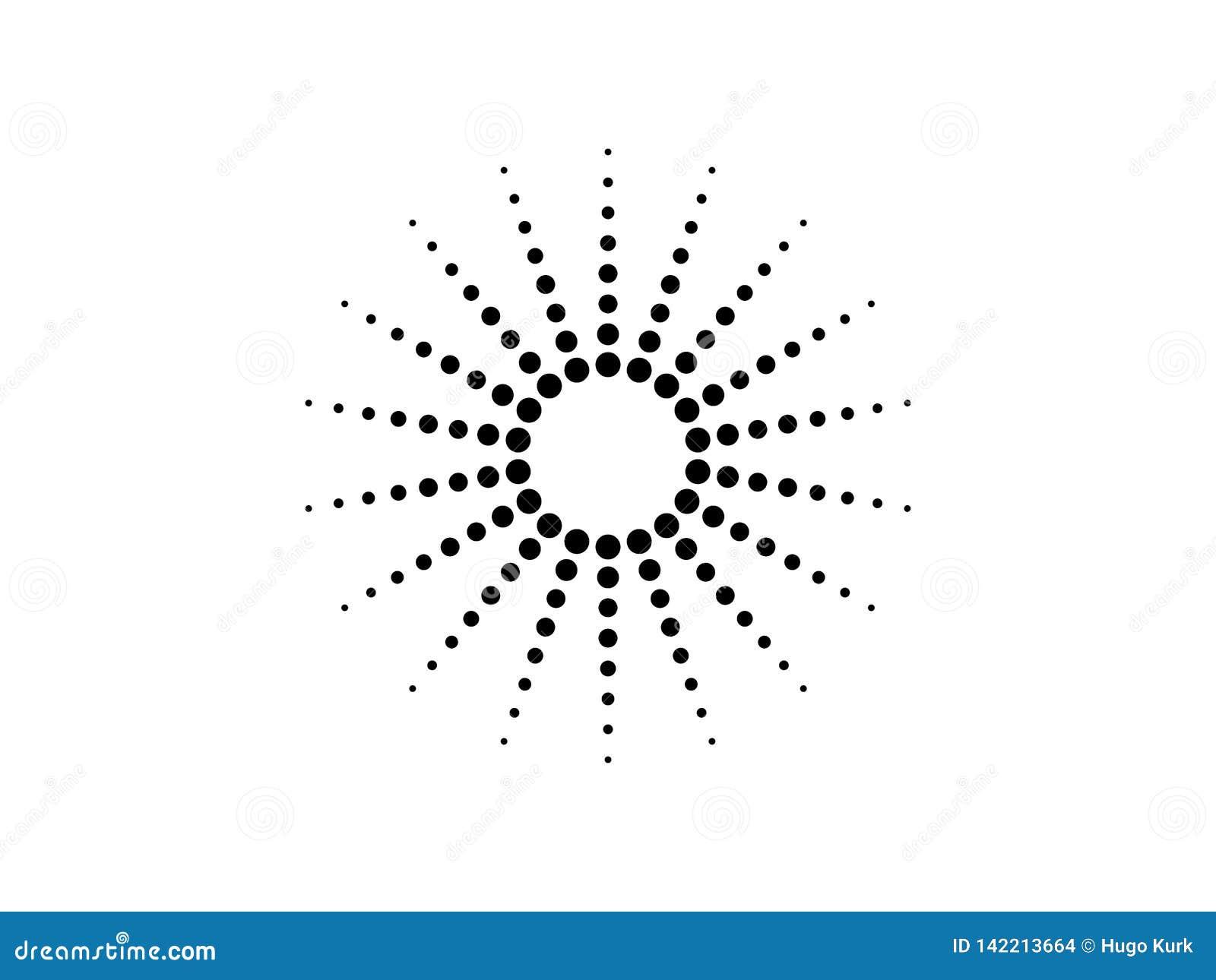 Διαστιγμένο διάνυσμα κύκλων
