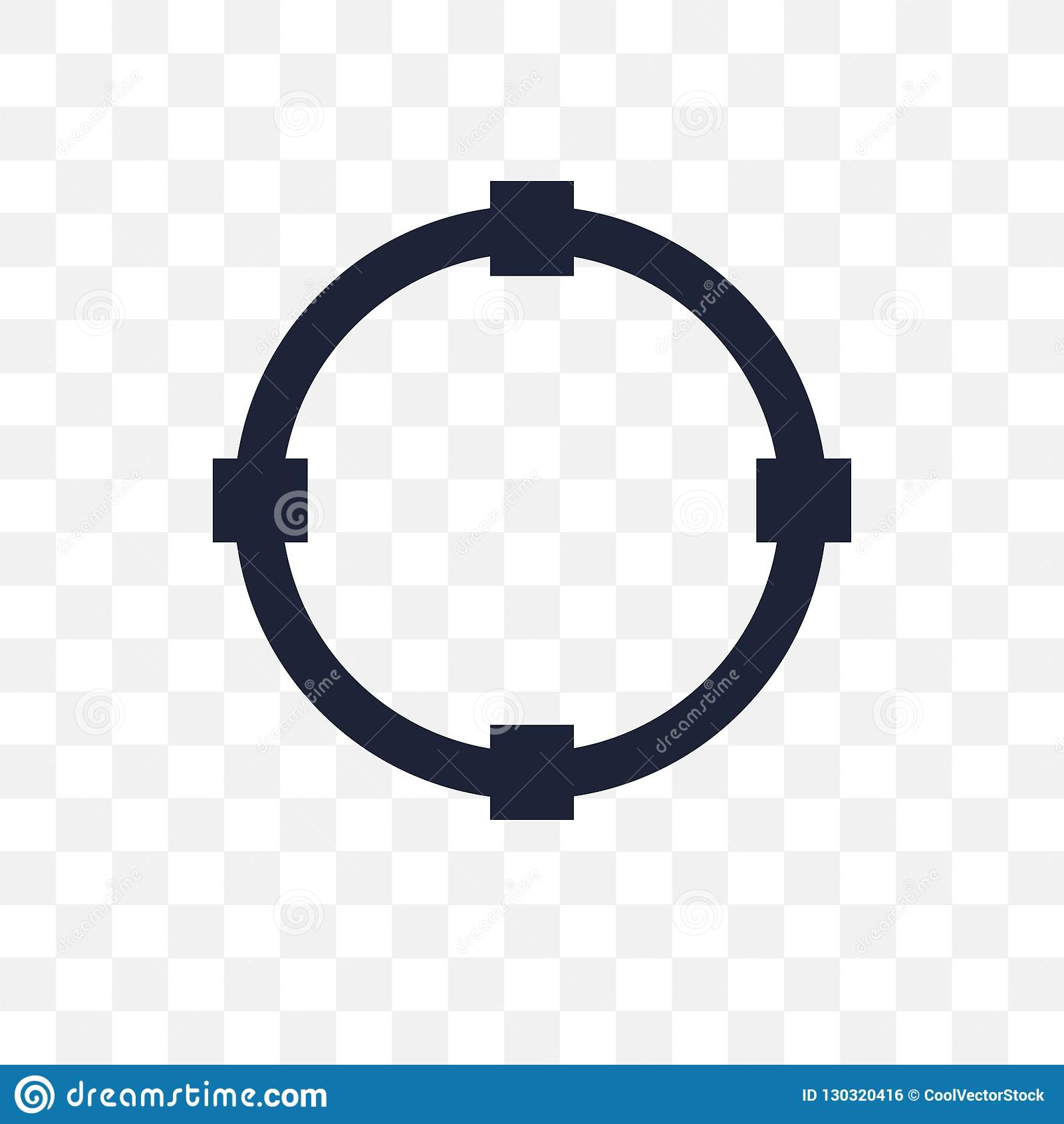 Διαφανές εικονίδιο μετατροπής Σχέδιο συμβόλων μετατροπής από Geometr