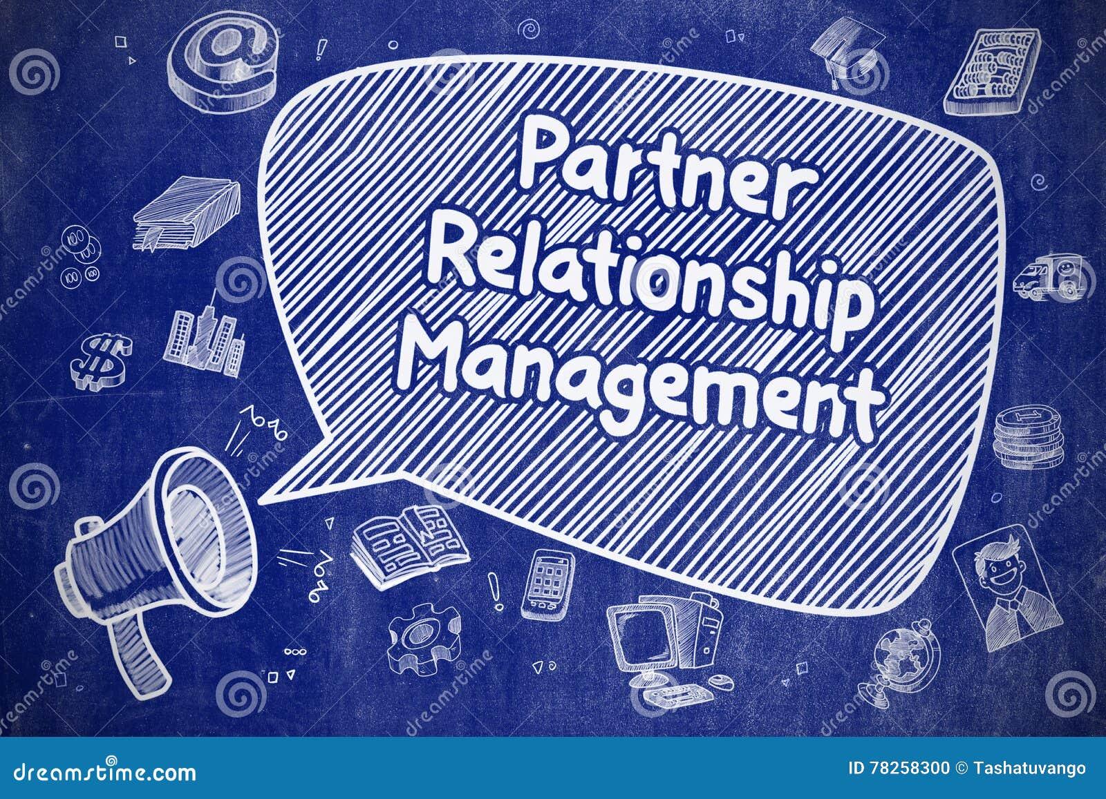 Διαχείριση σχέσης εταίρων - επιχειρησιακή έννοια