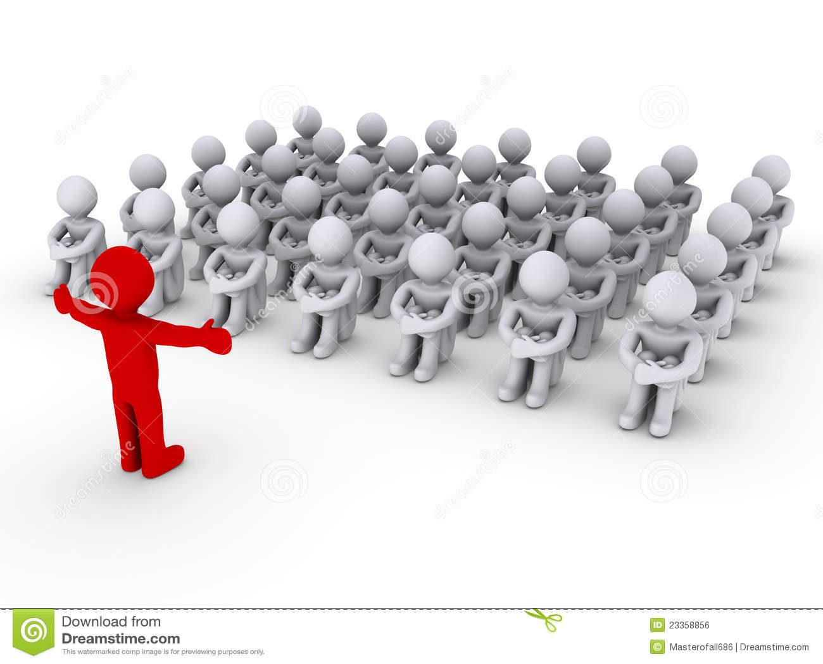 διδασκαλία ανθρώπων ηγετών