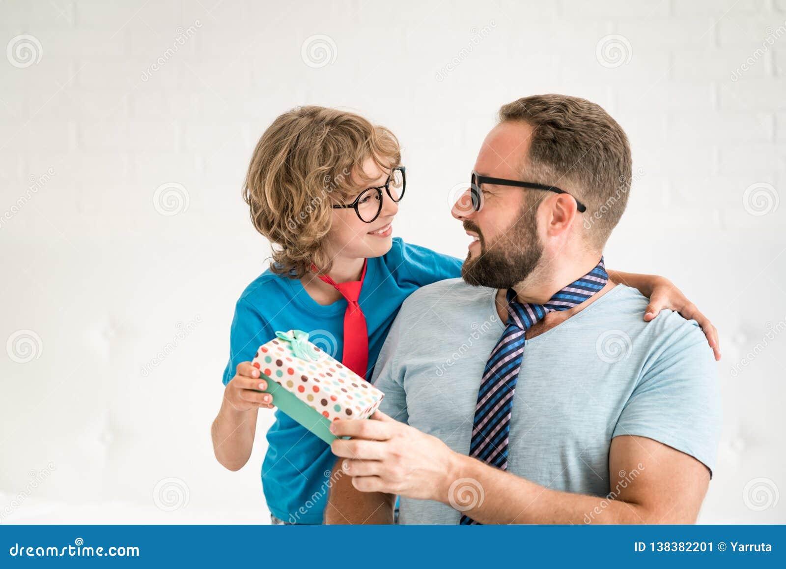 Διεθνής έννοια διακοπών ημέρας πατέρα