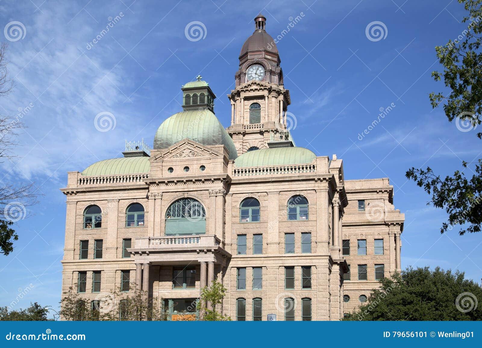 Δικαστήριο κομητειών Tarrant στο Fort Worth