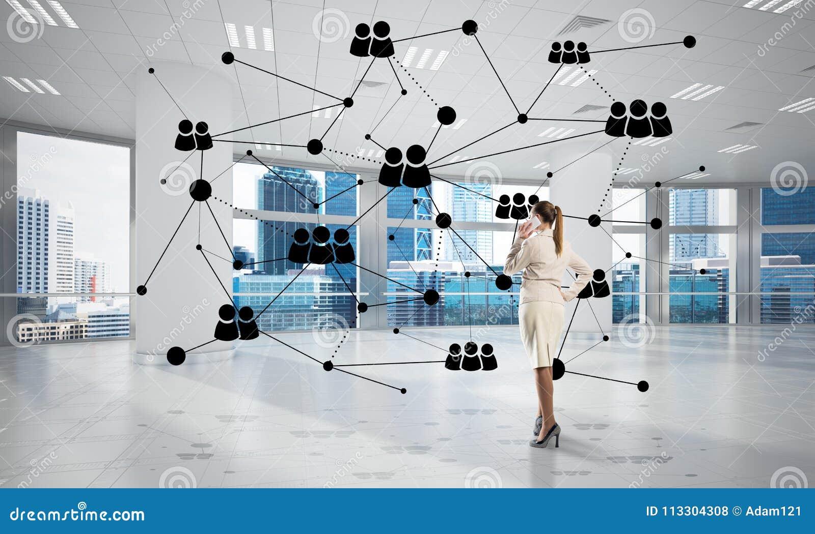 Δικτύωση και κοινωνική έννοια επικοινωνίας ως αποτελεσματικό σημείο για τη σύγχρονη επιχείρηση