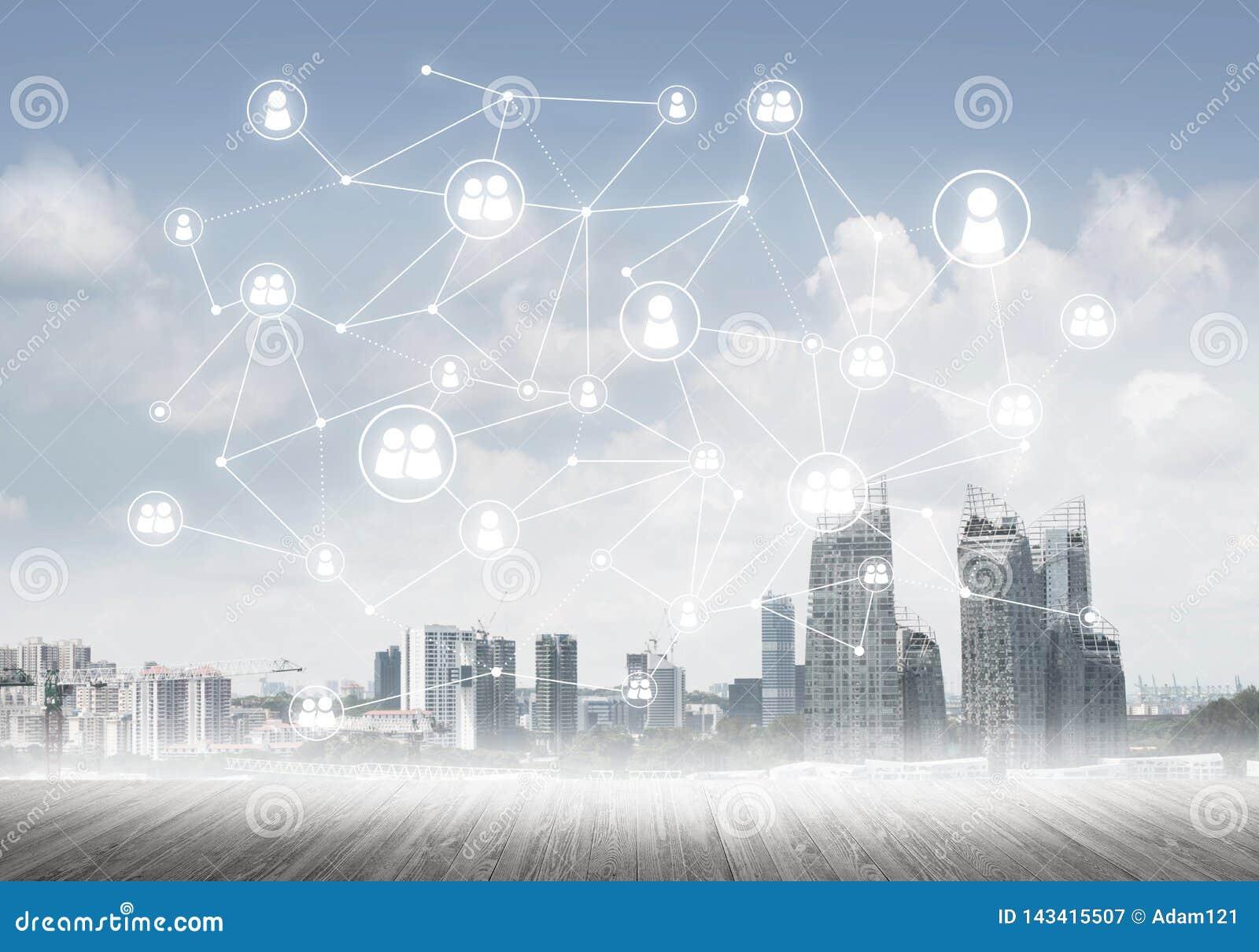 Δικτύωση και κοινωνική επικοινωνία ως μέσα για την αποτελεσματική επιχειρησιακή στρατηγική