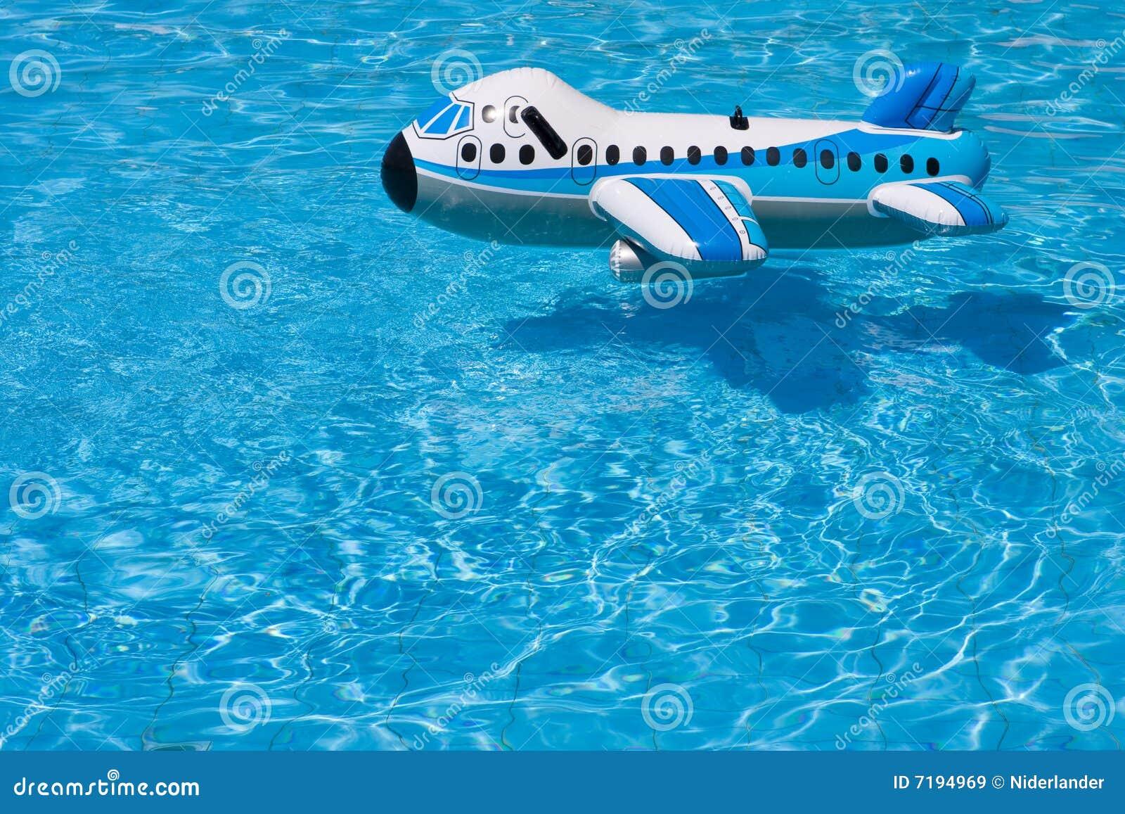 διογκώσιμο αεροπλάνο