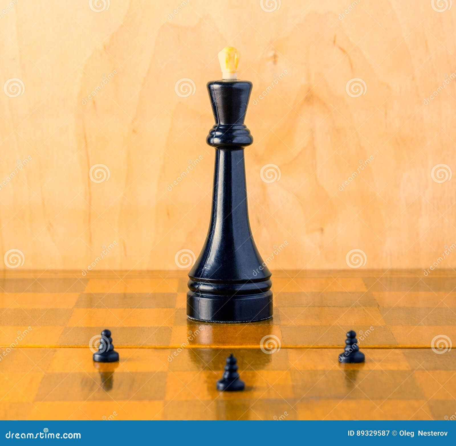 Διοικητής--προϊστάμενος στη σκακιέρα