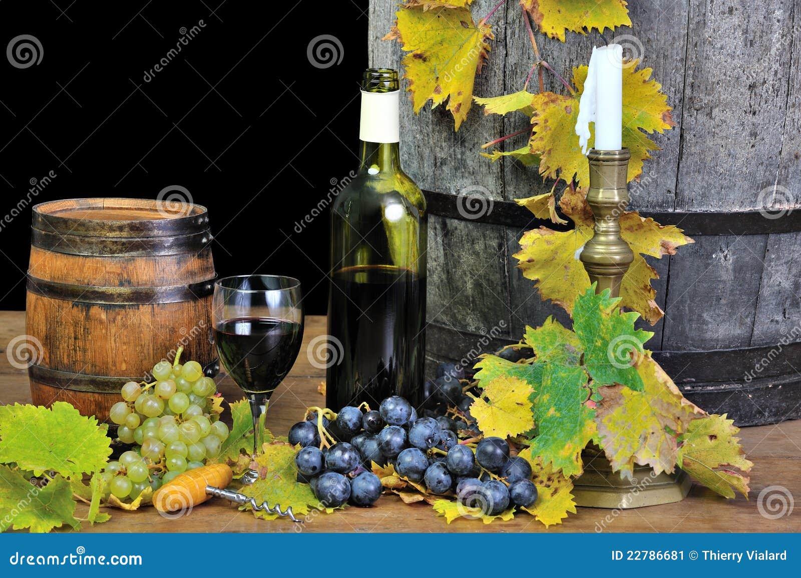 δοκιμάζοντας κρασί πέντε