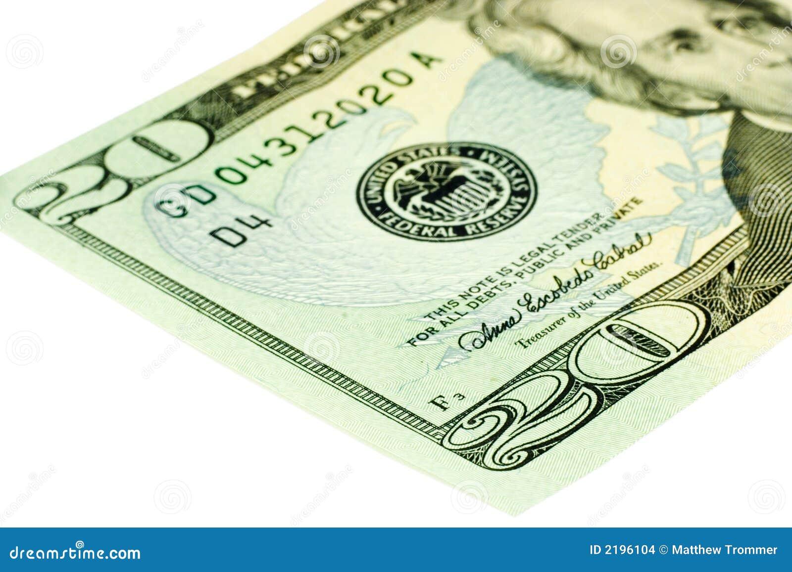 δολάριο είκοσι λογαρι&a