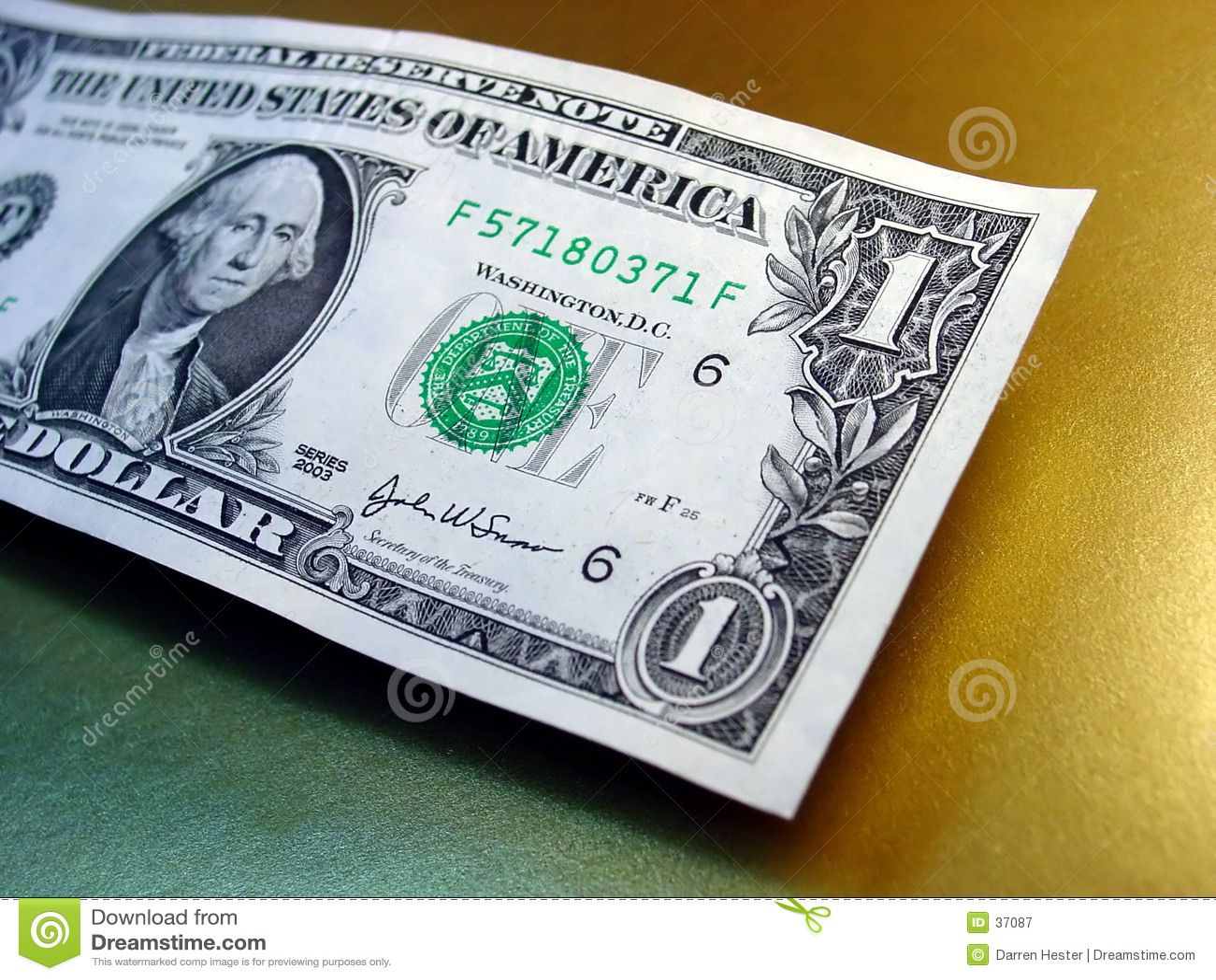 δολάριο λογαριασμών
