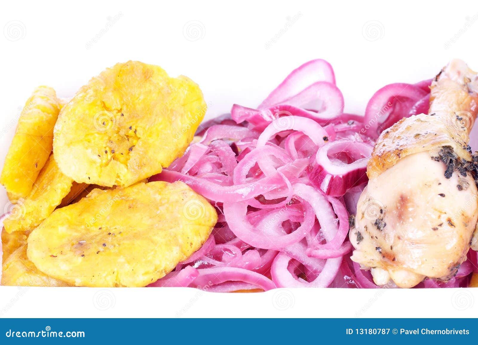 δομινικανά τρόφιμα τοπικά