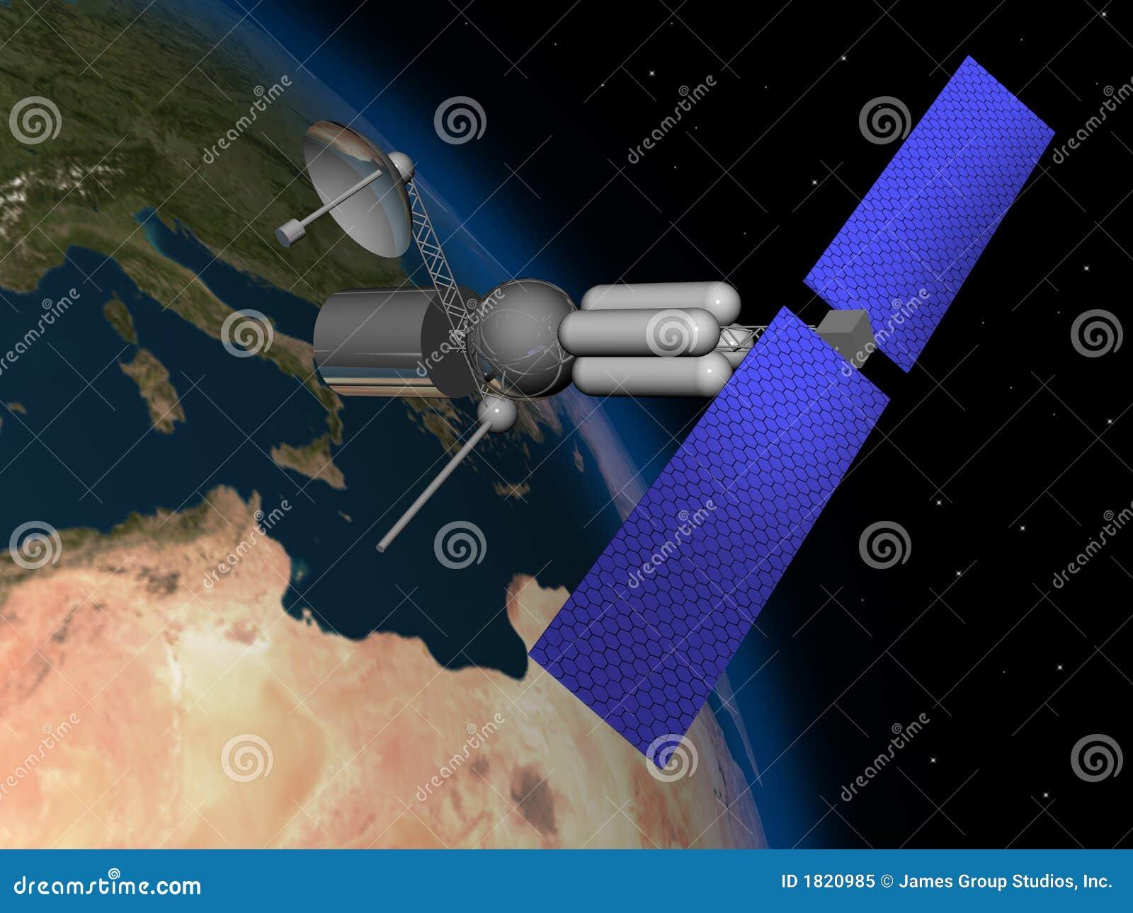 δορυφόρος