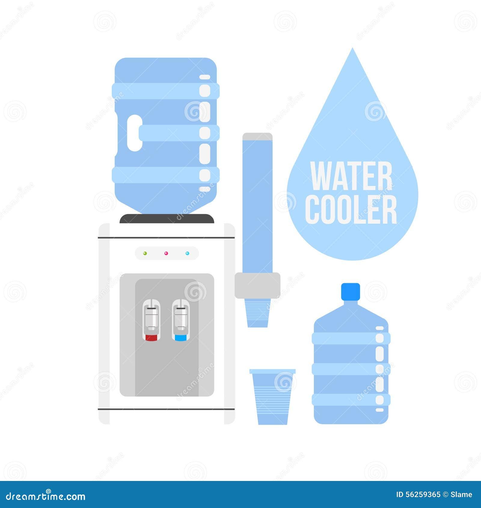 Δοχείο ψύξης νερού