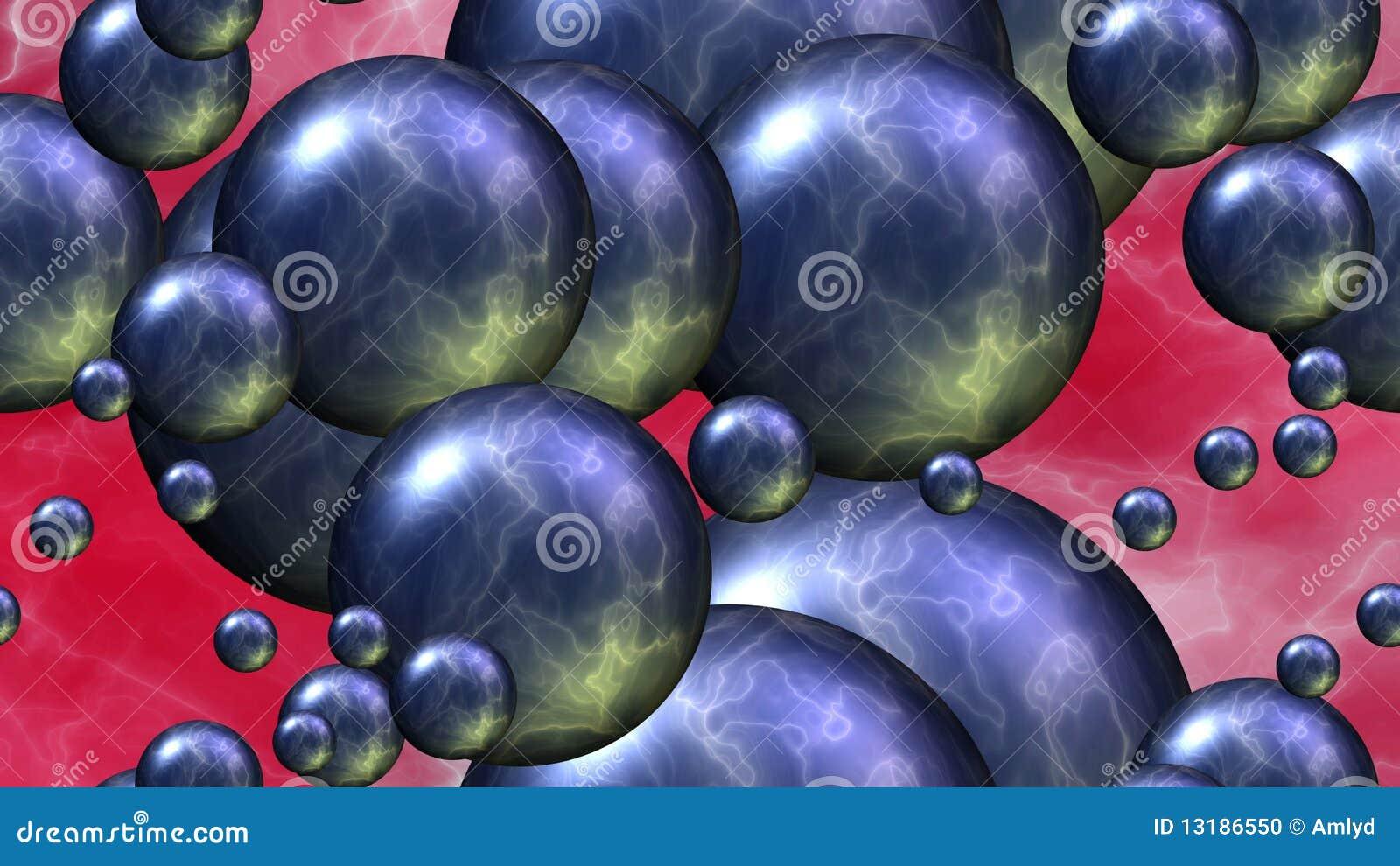 δροσερά μαρμάρινα sphericals της μ&epsilon