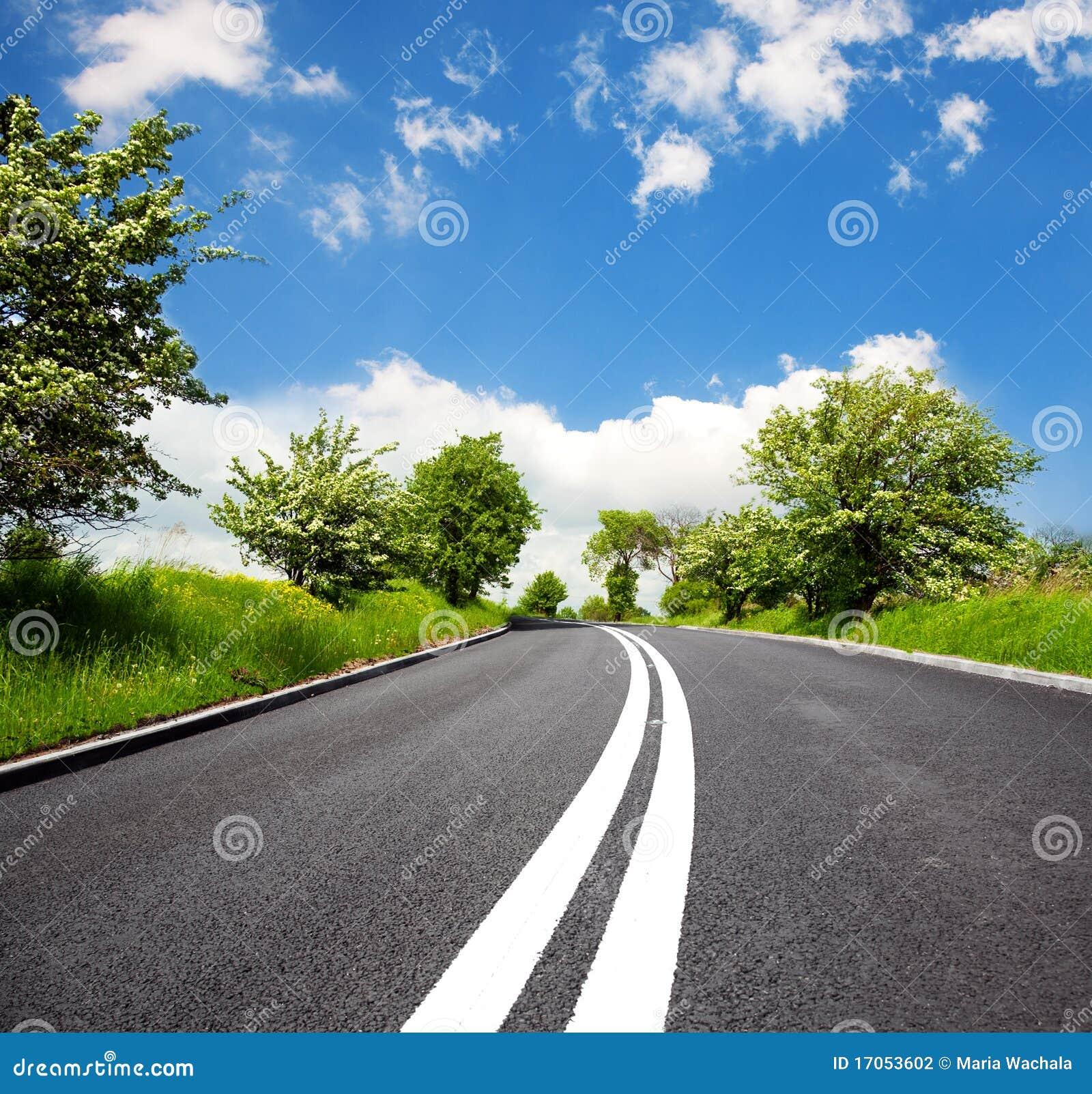 Δρόμος άνοιξη