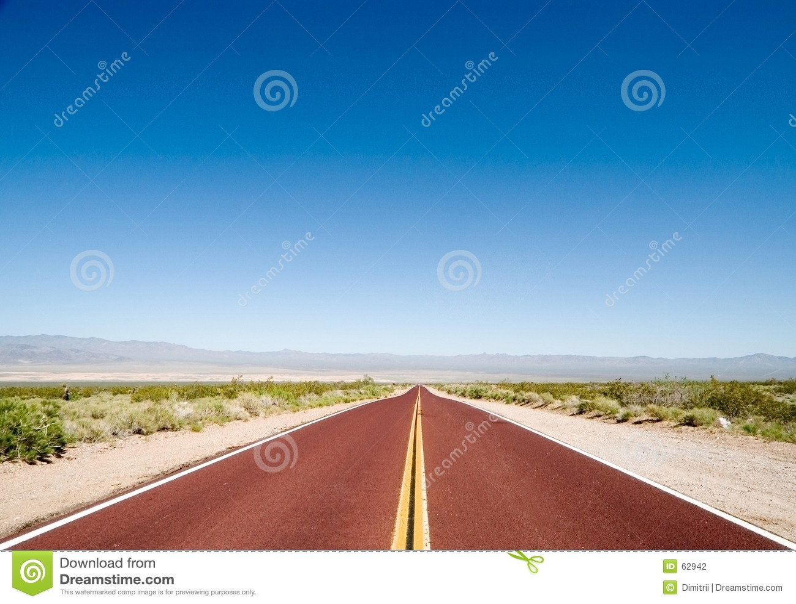 δρόμος ερήμων