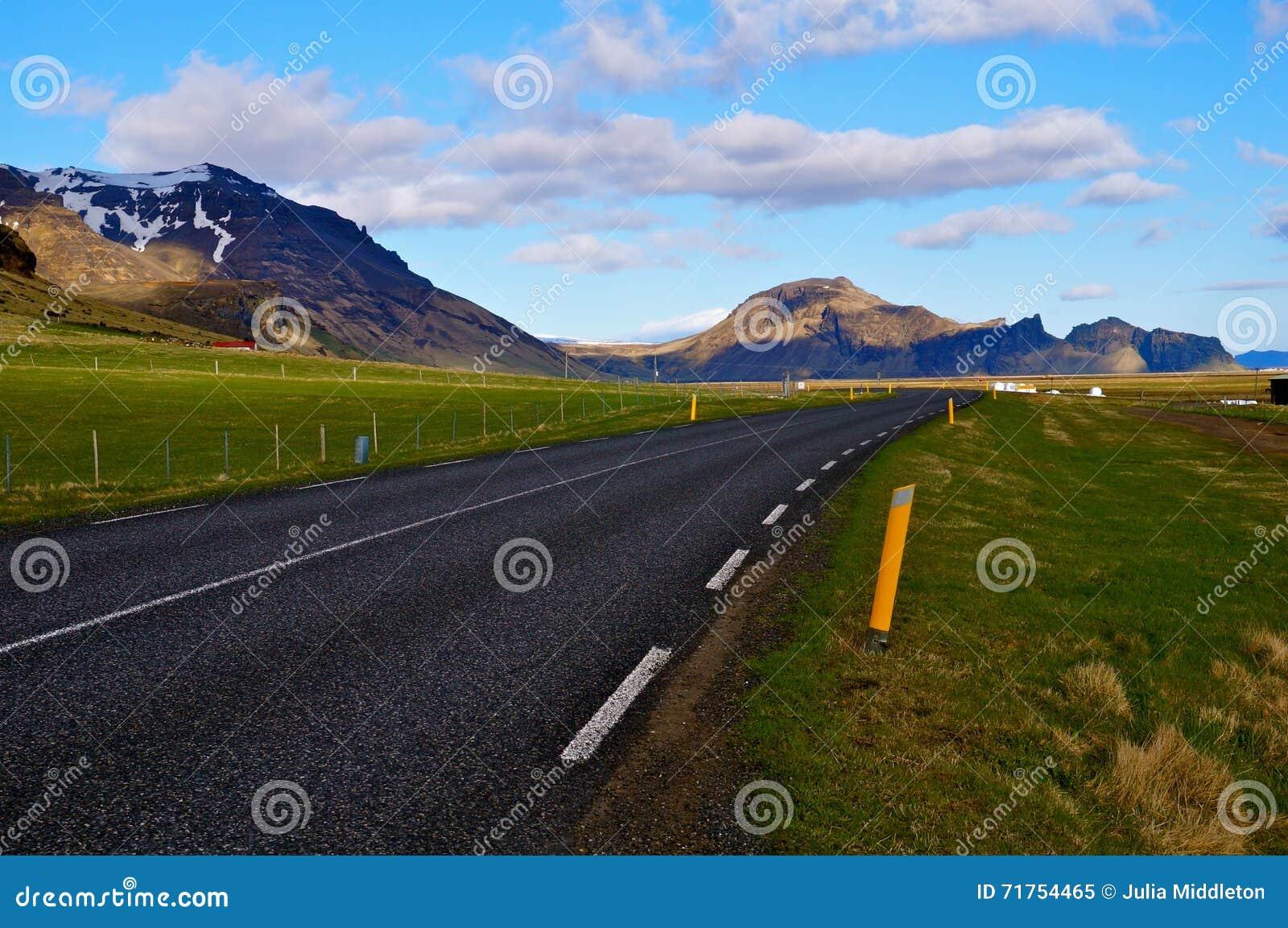 Δρόμος Ισλανδία