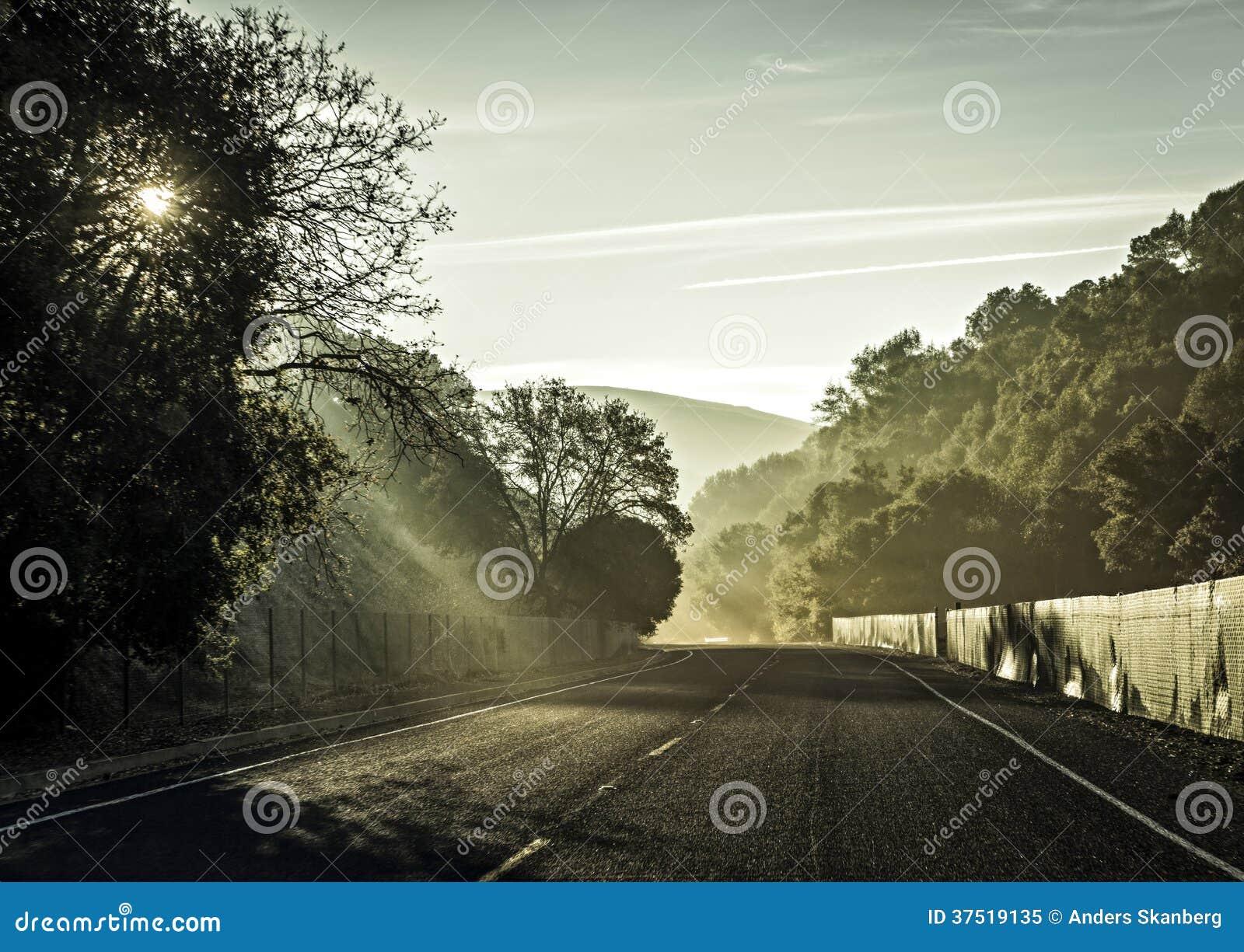 Δρόμος κάπου