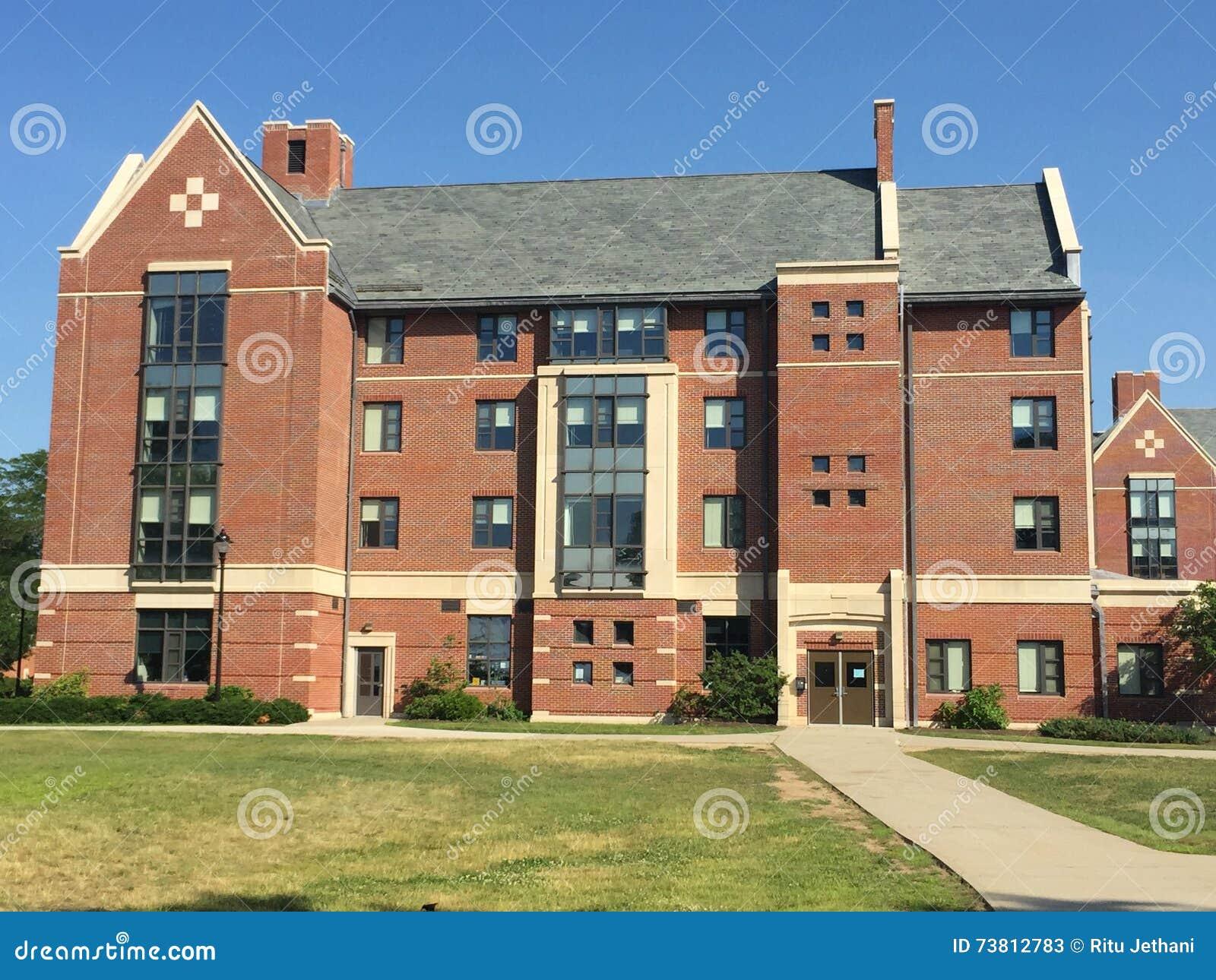 Δωμάτια Dorm στο πανεπιστήμιο του Κοννέκτικατ ( UConn)  σε Storrs, Κοννέκτικατ