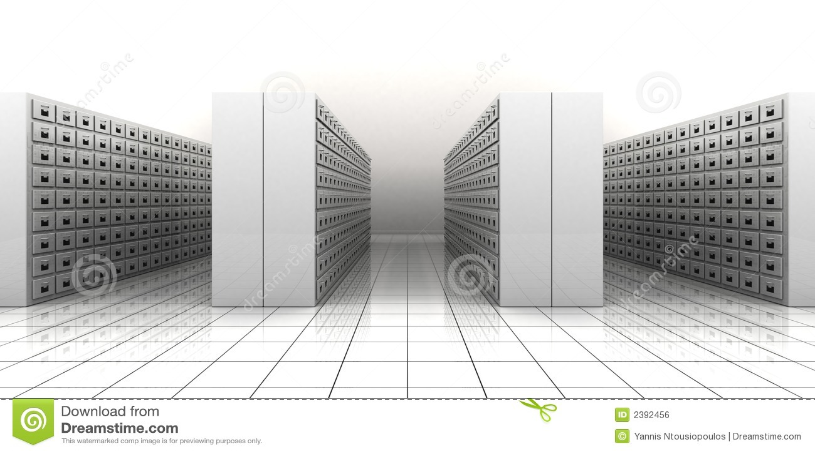 δωμάτιο αρχείων