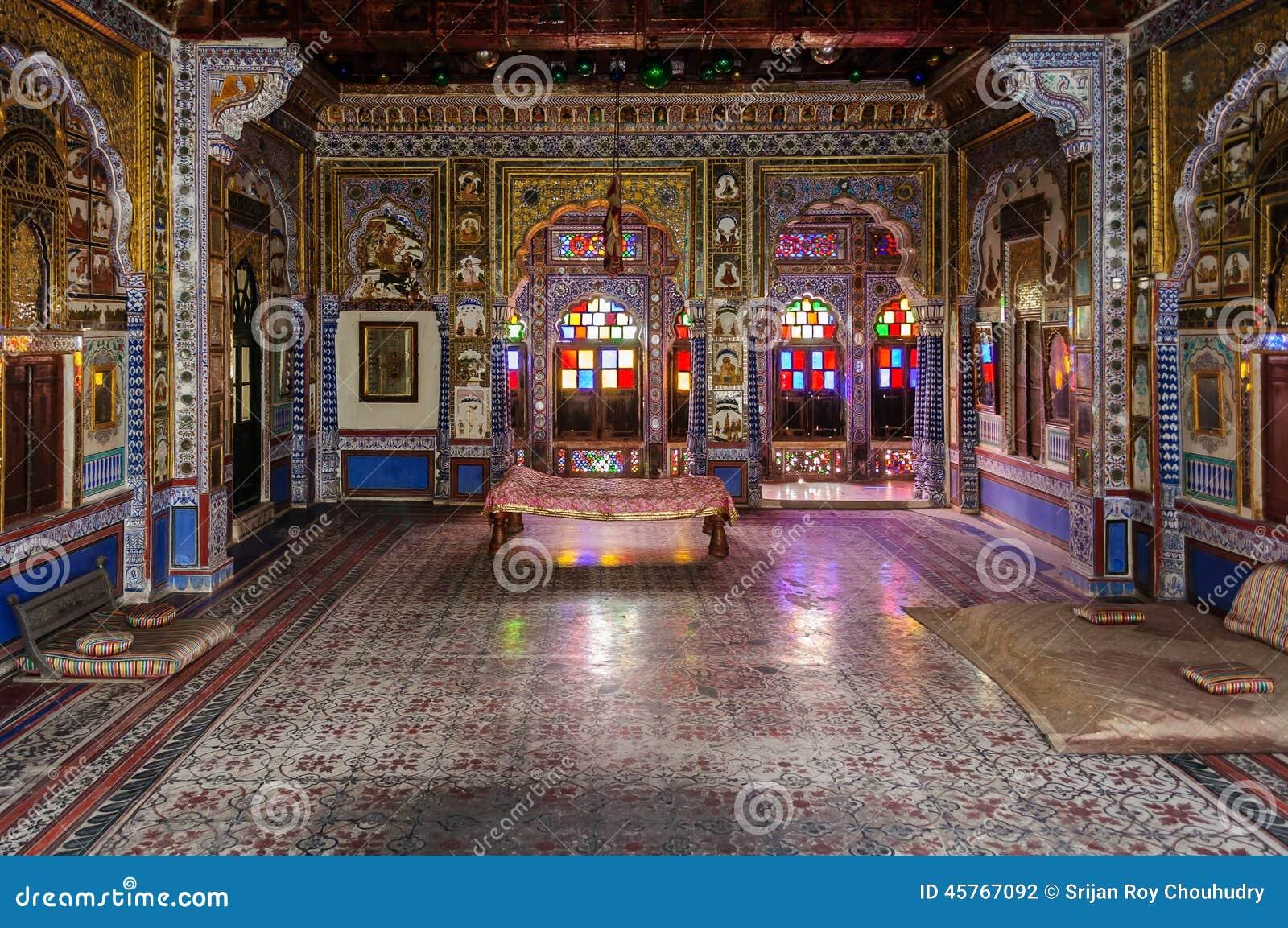 Δωμάτιο θρόνων και βασιλικό δικαστήριο του βασιλιά Marwar