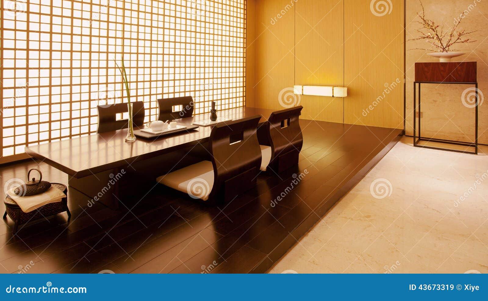 Δωμάτιο τσαγιού στη βίλα