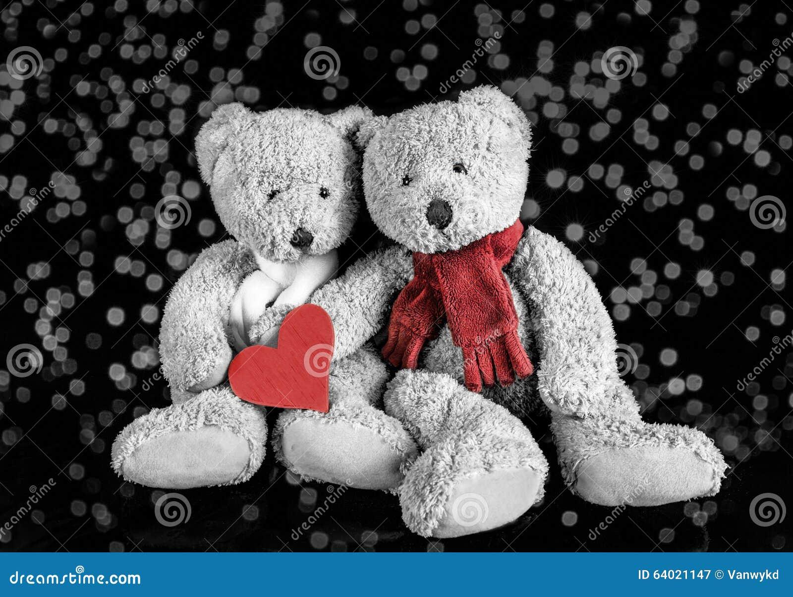 Δύο εραστές Teddy