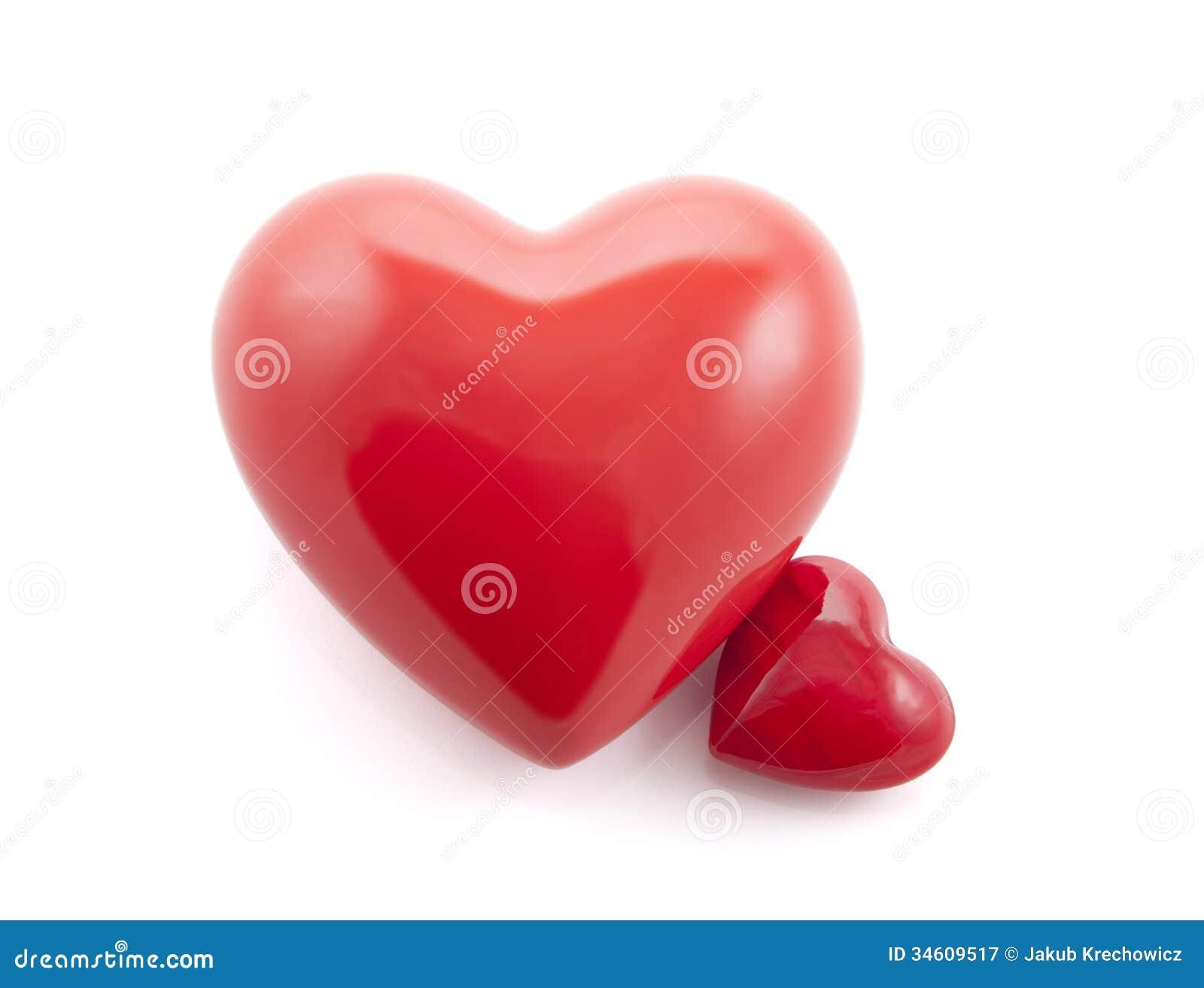 Δύο καρδιές