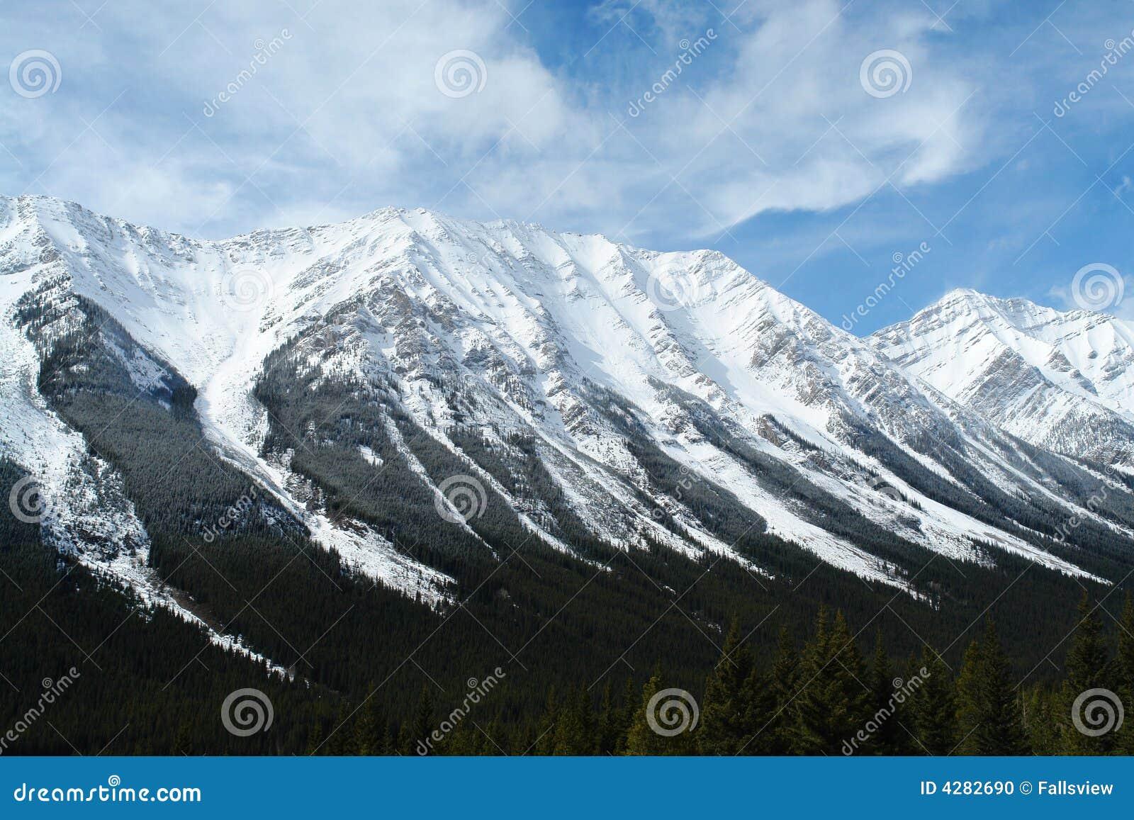 δύσκολη άνοιξη βουνών