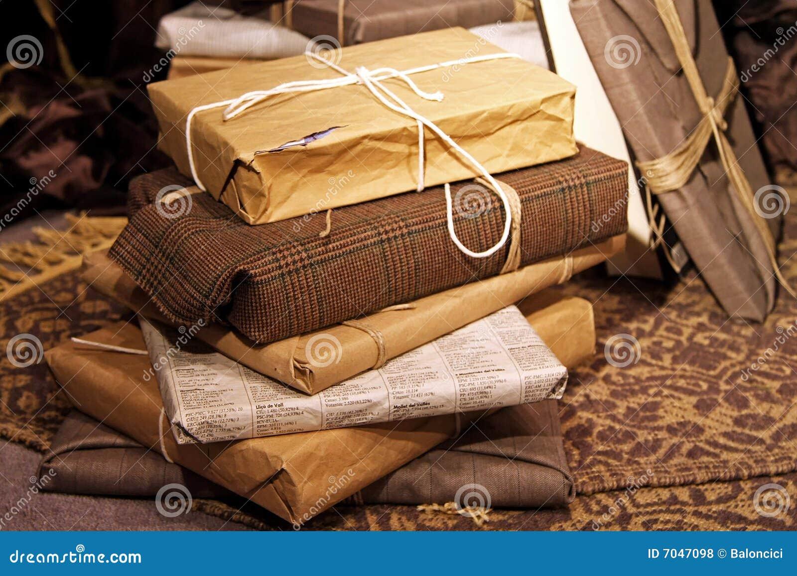 δώρα που ανακυκλώνονται