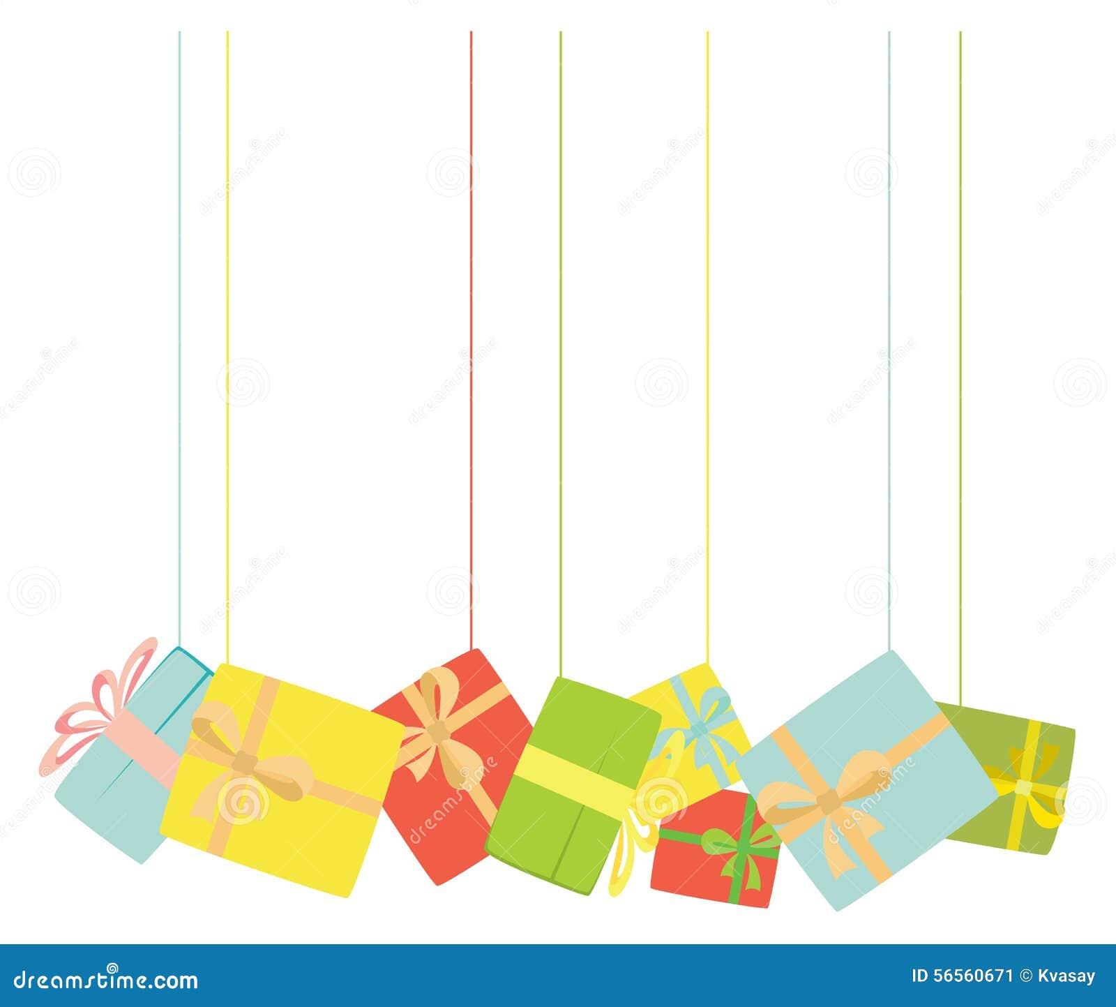 Download Δώρα απεικόνιση αποθεμάτων. εικονογραφία από αγορά, ευτυχής - 56560671