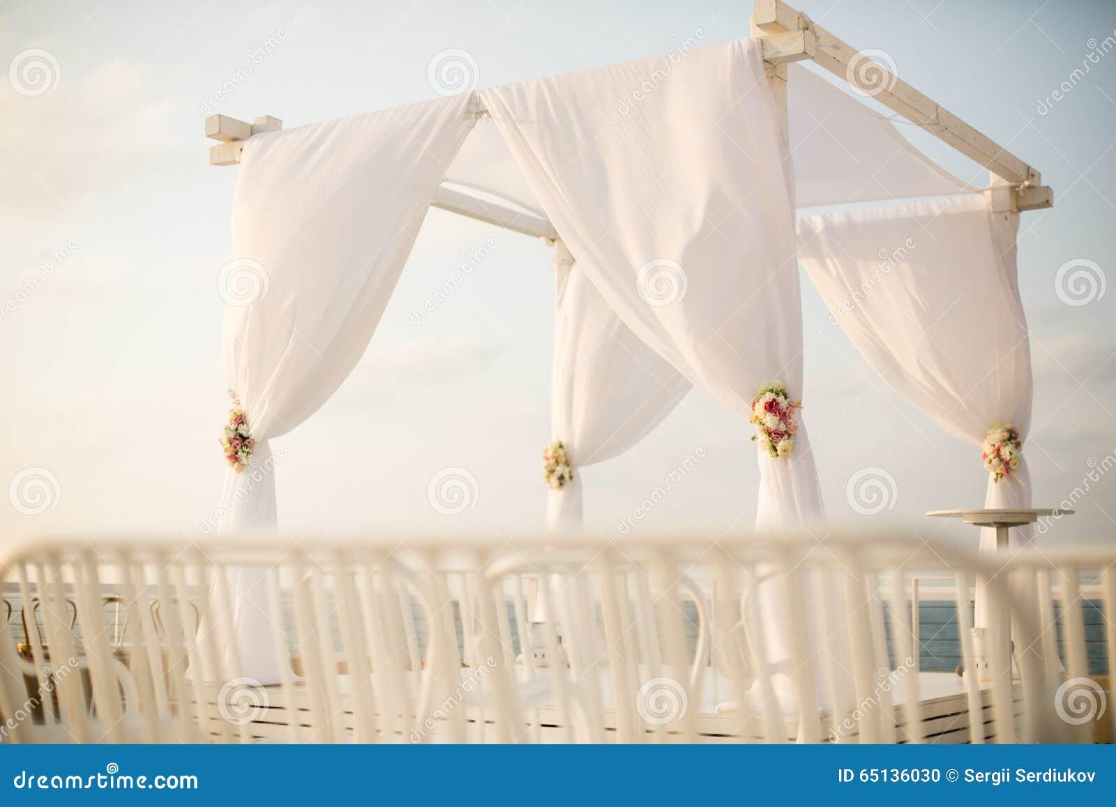 Εβραϊκός γάμος chuppah