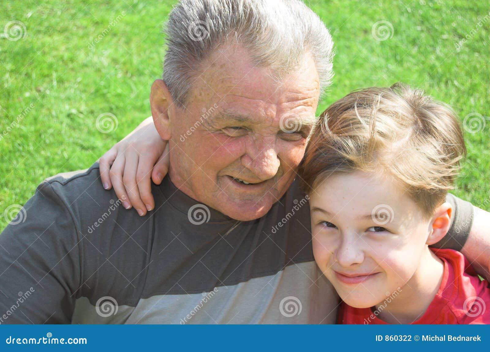 εγγονός παππούδων