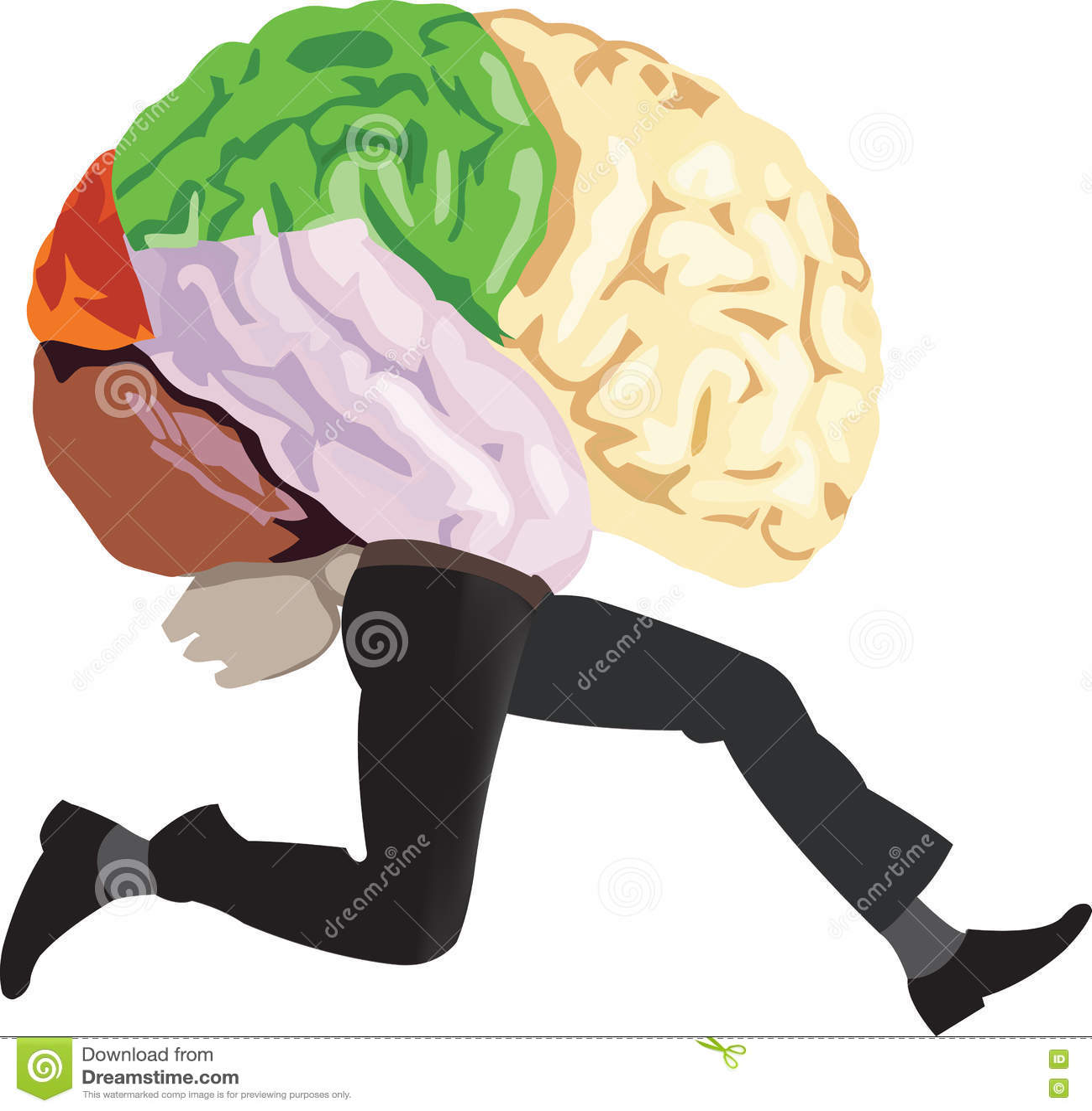 Εγκέφαλος με τα πόδια