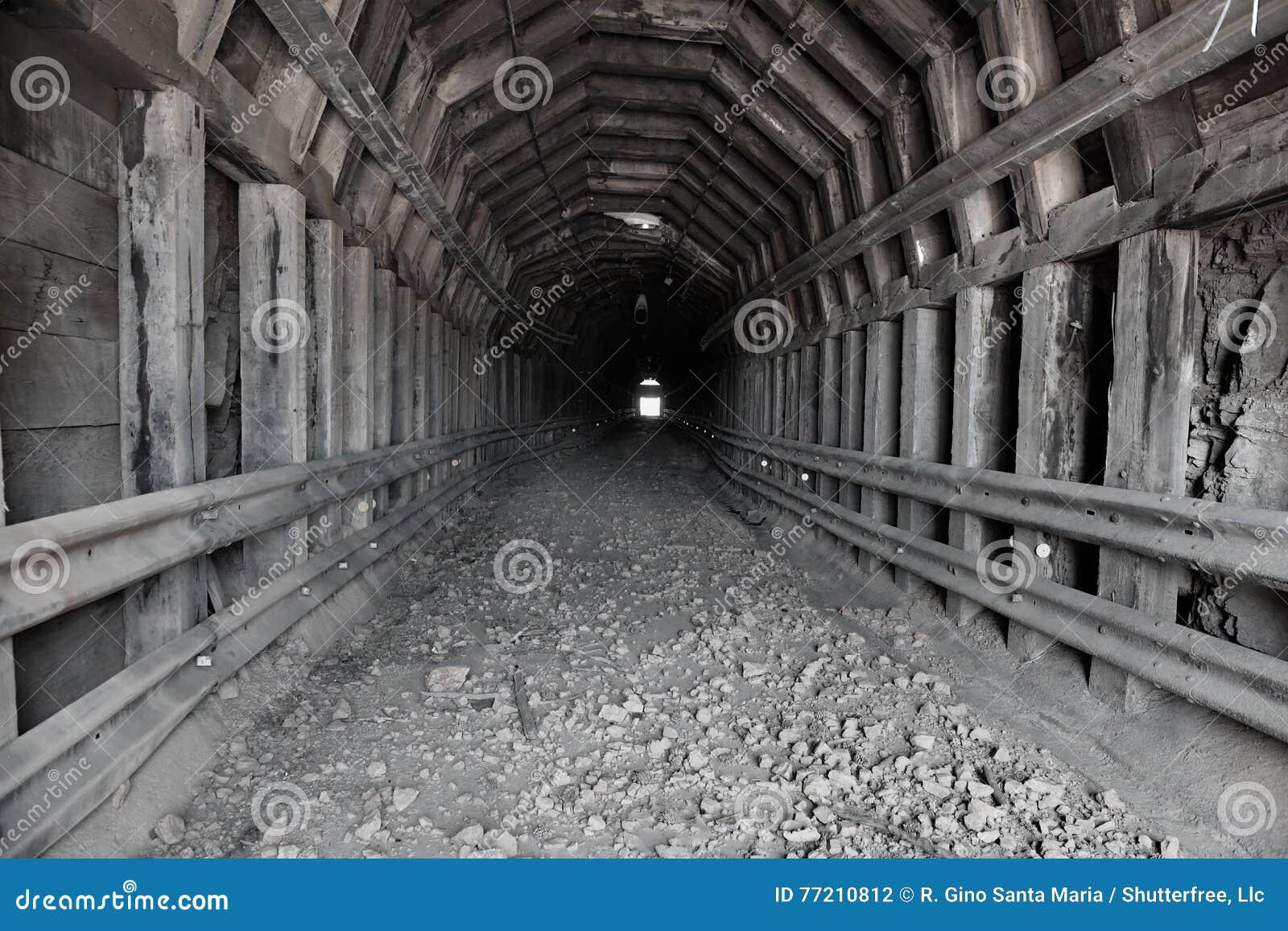 εγκαταλειμμένο ορυχείο