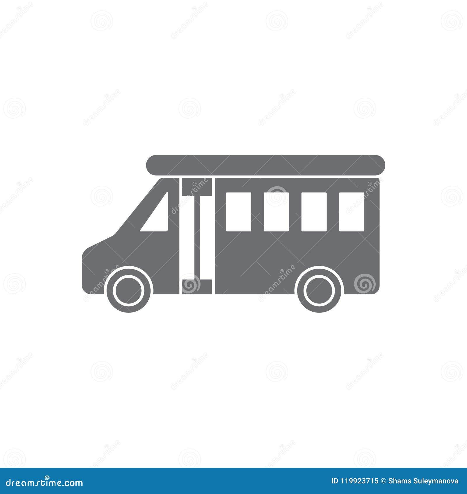 Εγχώριο εικονίδιο μηχανών Απλή απεικόνιση στοιχείων Σχέδιο εγχώριων συμβόλων μηχανών από το σύνολο συλλογής μεταφορών Μπορέστε να