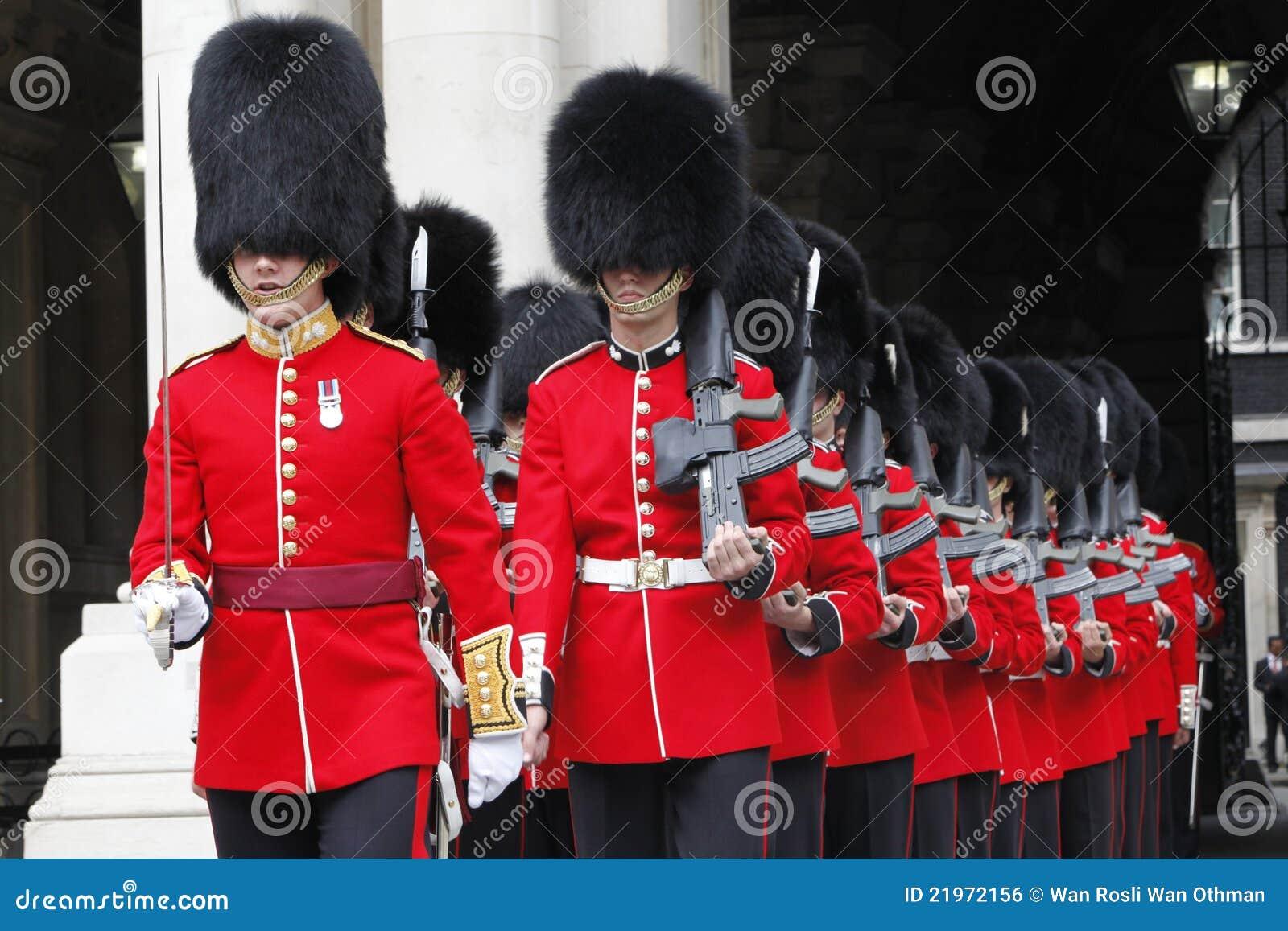 εθιμοτυπικές φρουρές