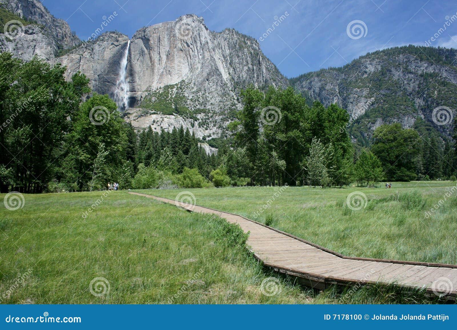 εθνικό πάρκο Καλιφόρνιας yos