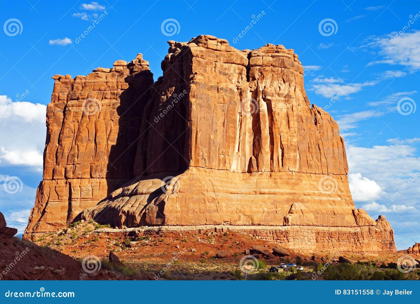 εθνικό πάρκο Utah αψίδων