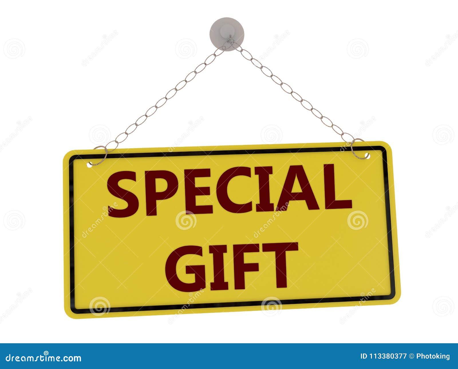 Ειδικό σημάδι δώρων