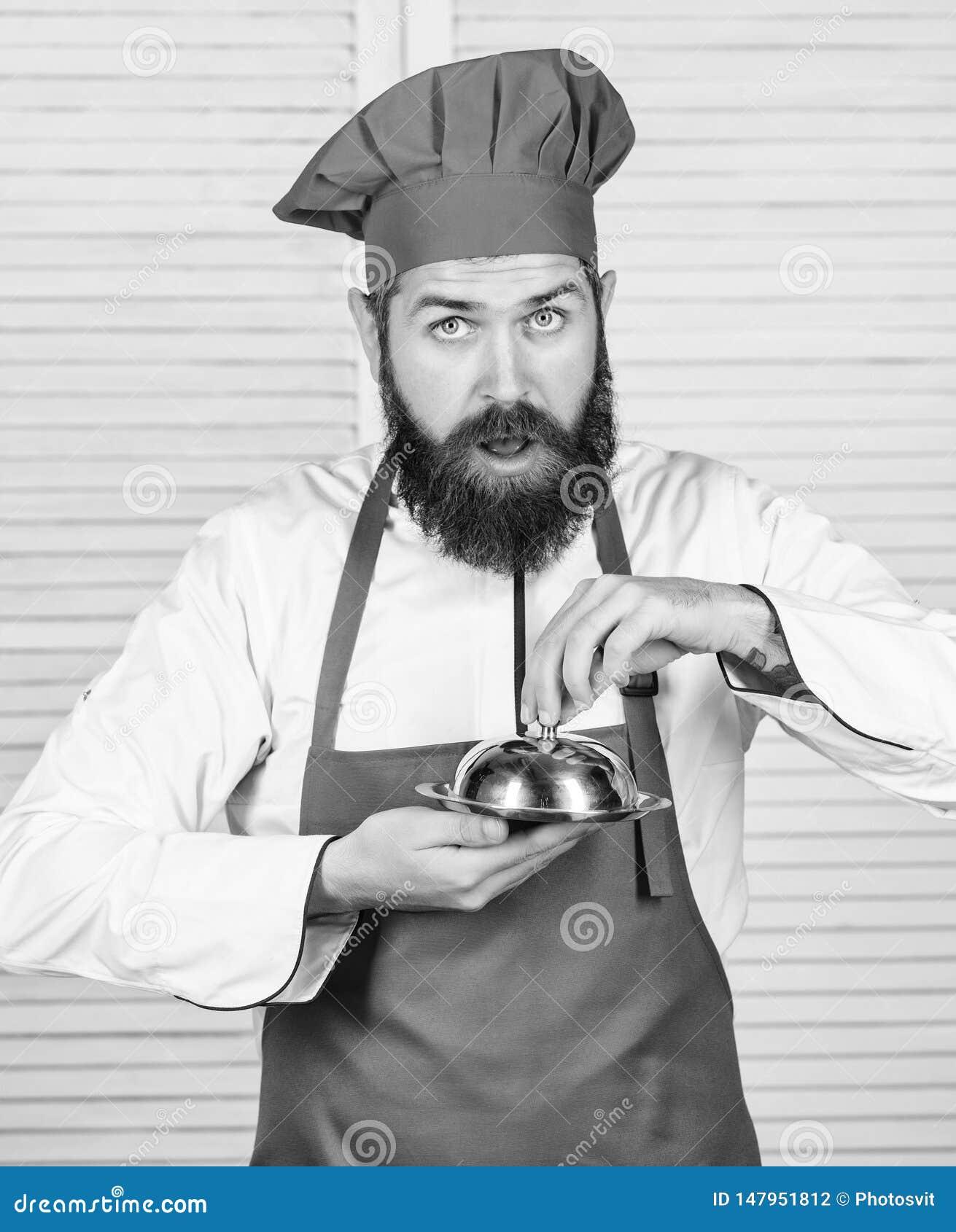Εικασία ποιος μαγείρεψα Αυτό που είναι κάτω από το καπάκι Εύγευστη παρουσίαση γεύματος Η κουζίνα Haute χαρακτήρισε τη λεπτολόγη π