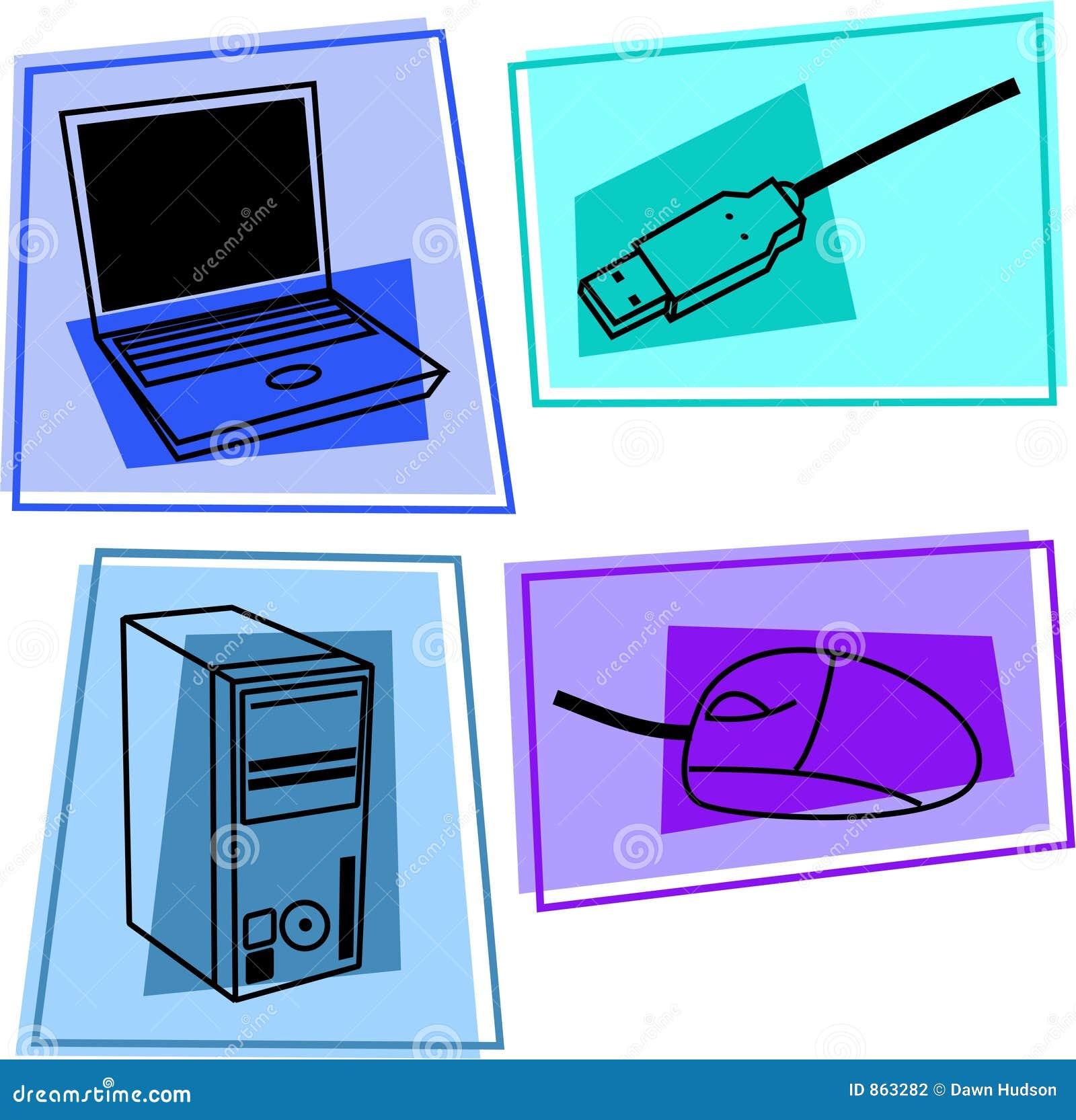 εικονίδια υπολογιστών