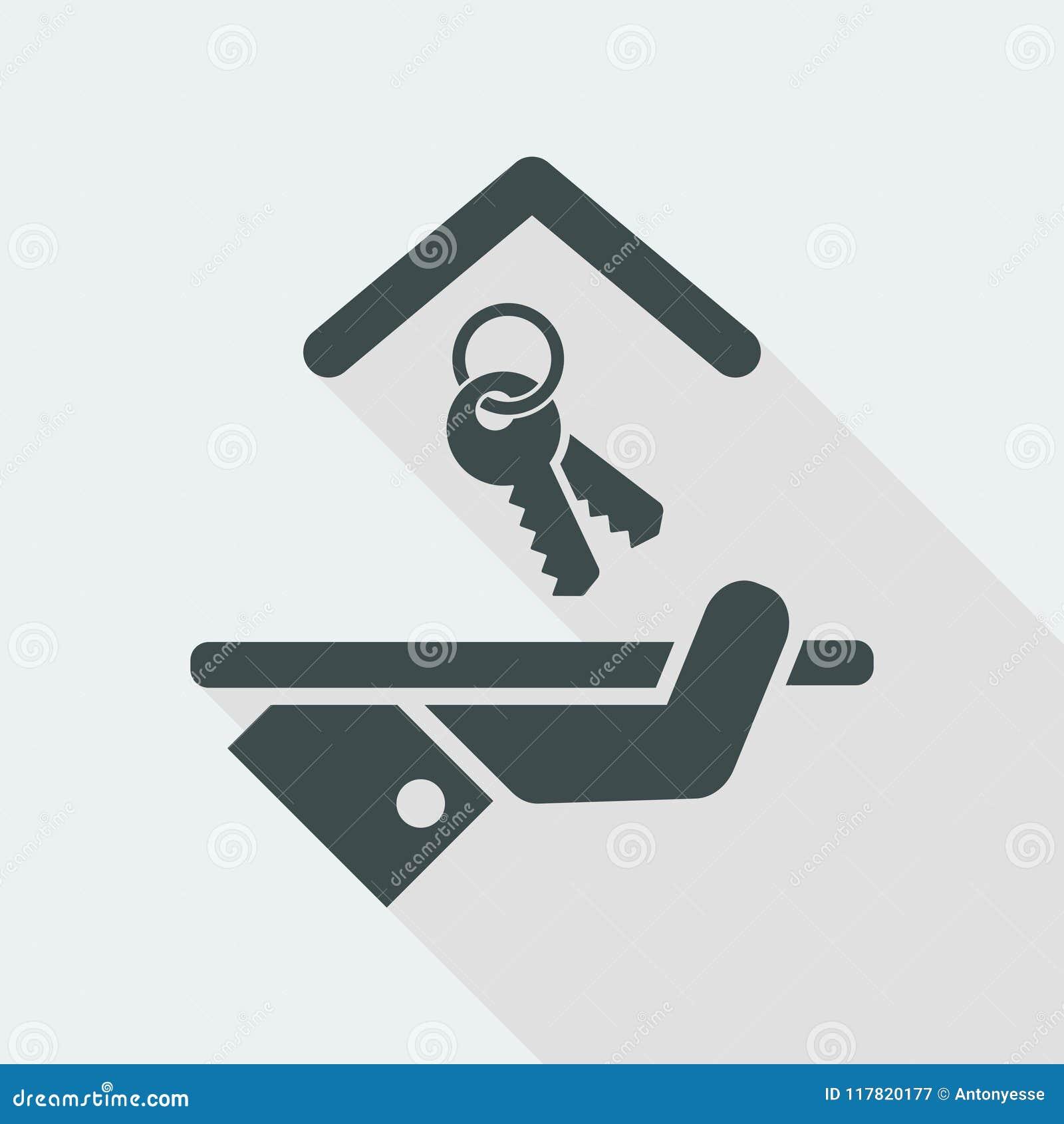 Εικονίδιο ξενοδοχείων Κλειδιά