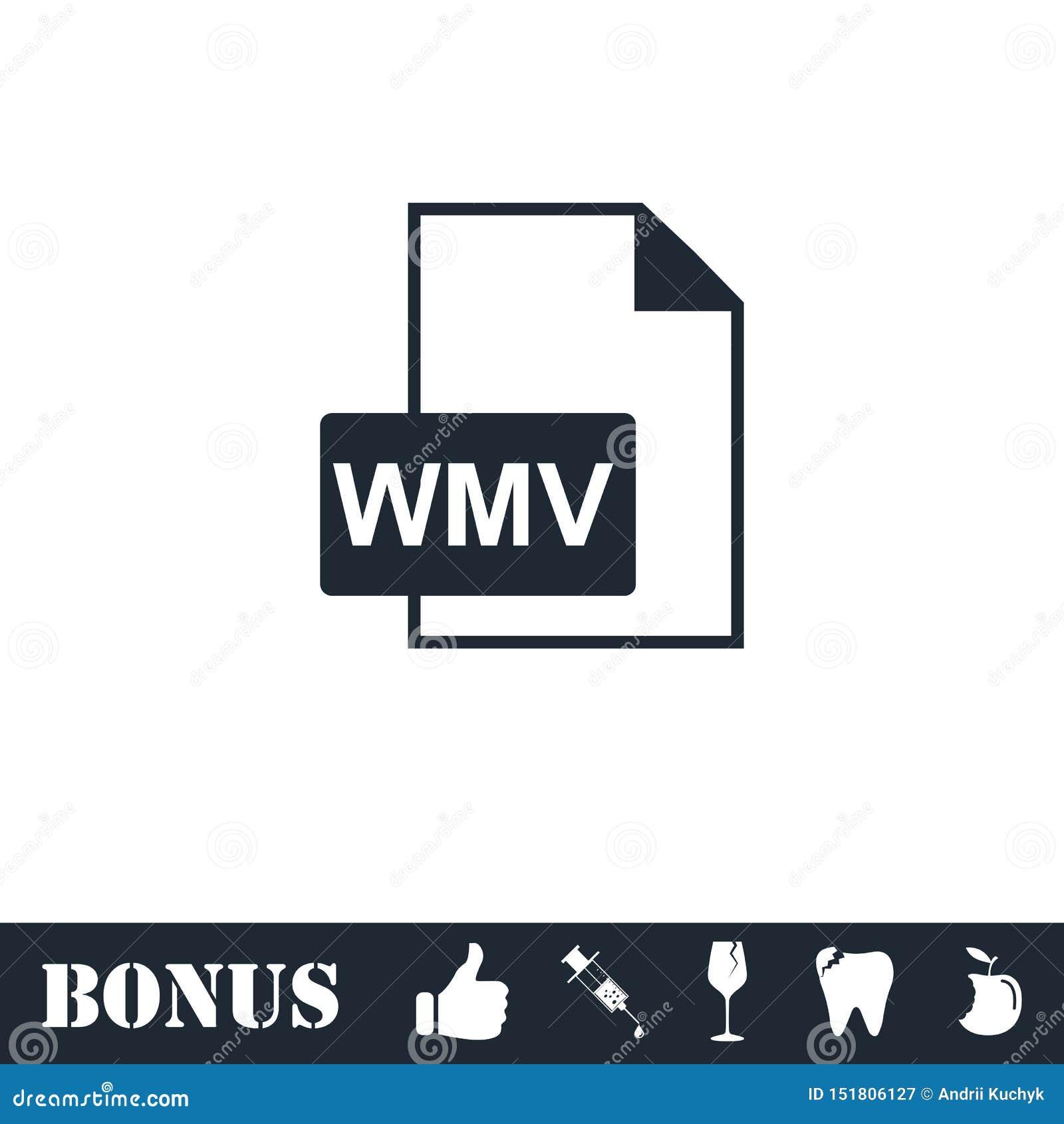 Εικονίδιο WMV επίπεδο