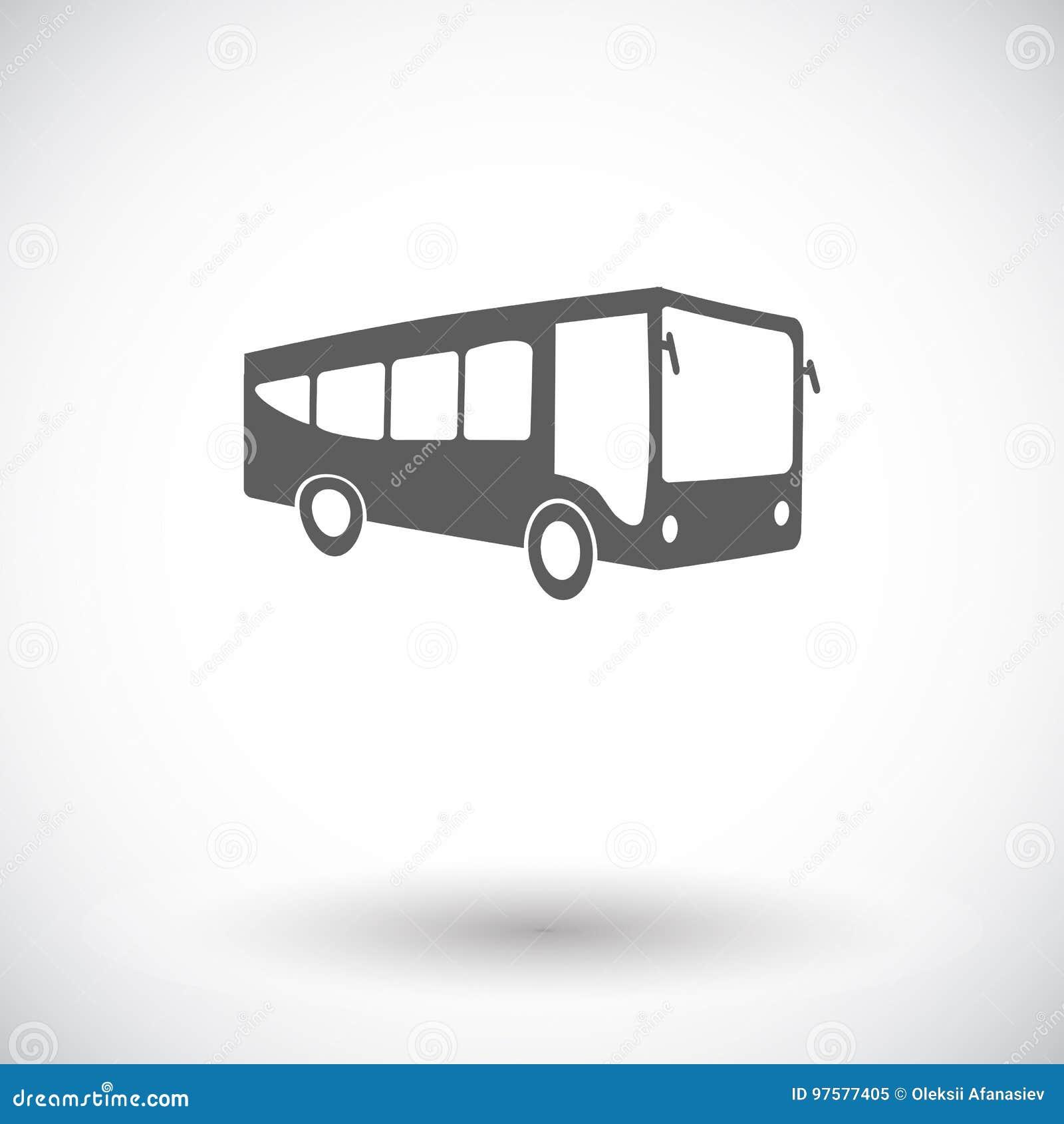 Εικονίδιο λεωφορείων