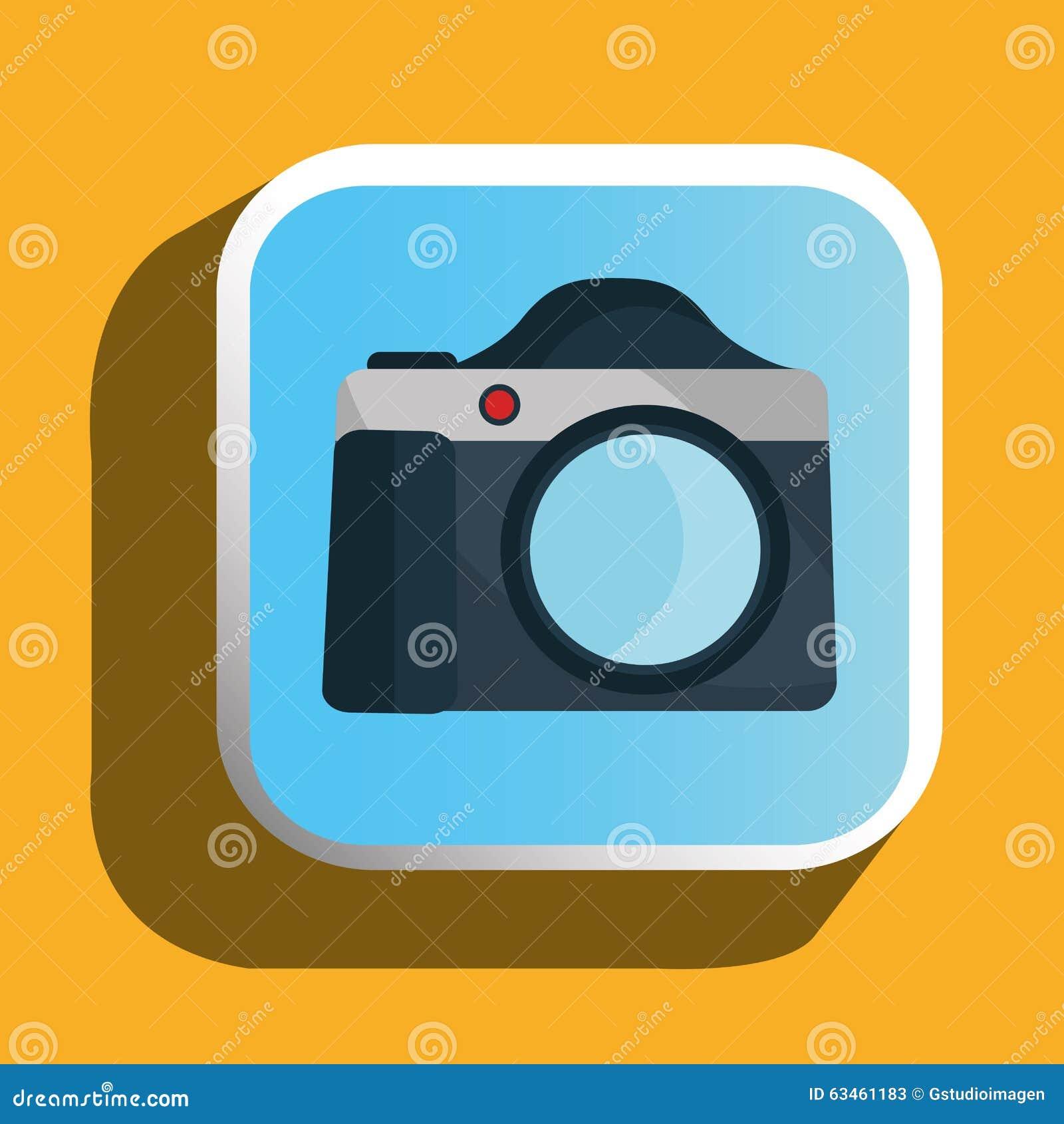 Εικονίδιο καμερών φωτογραφίας