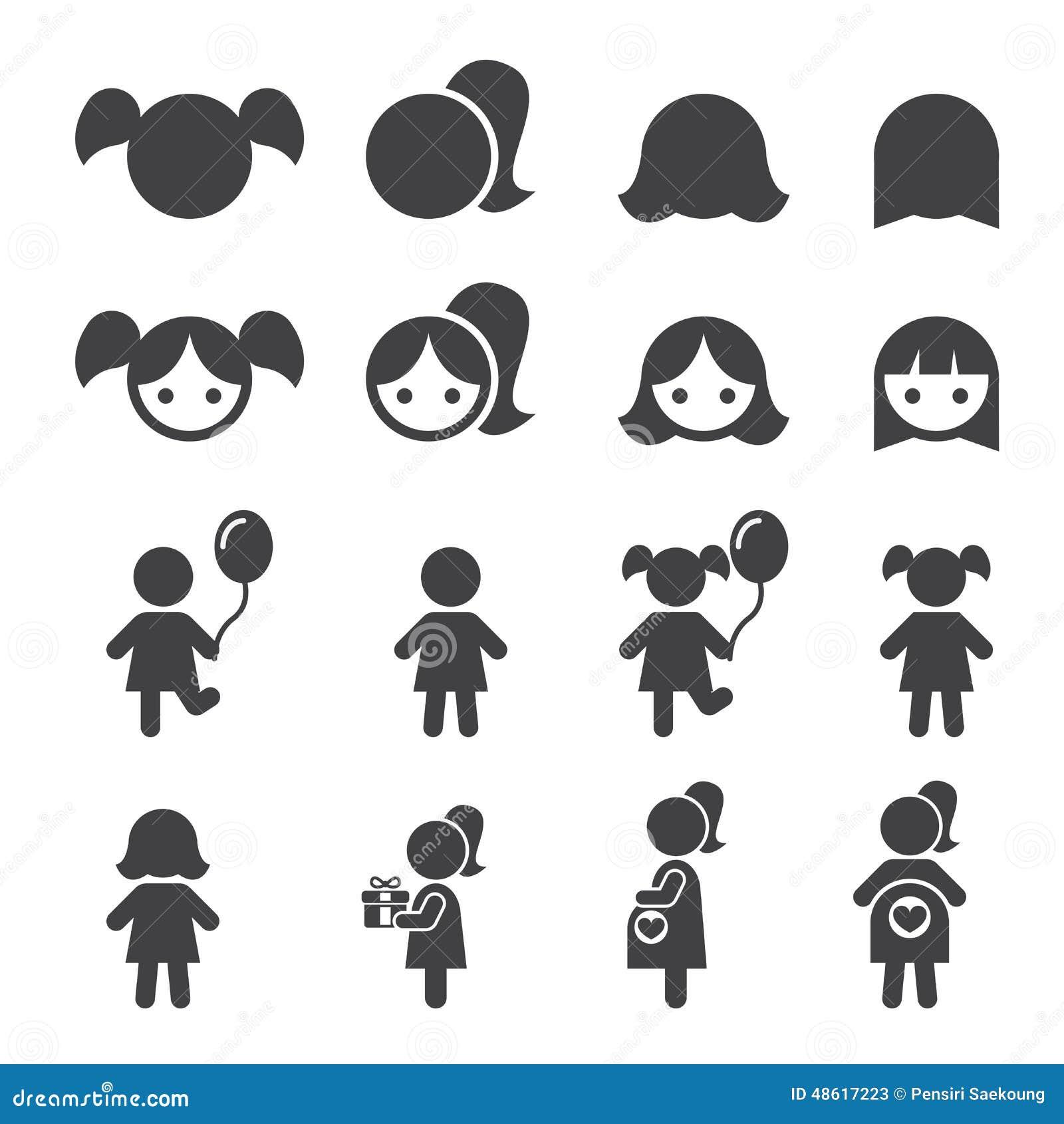 Εικονίδιο κοριτσιών