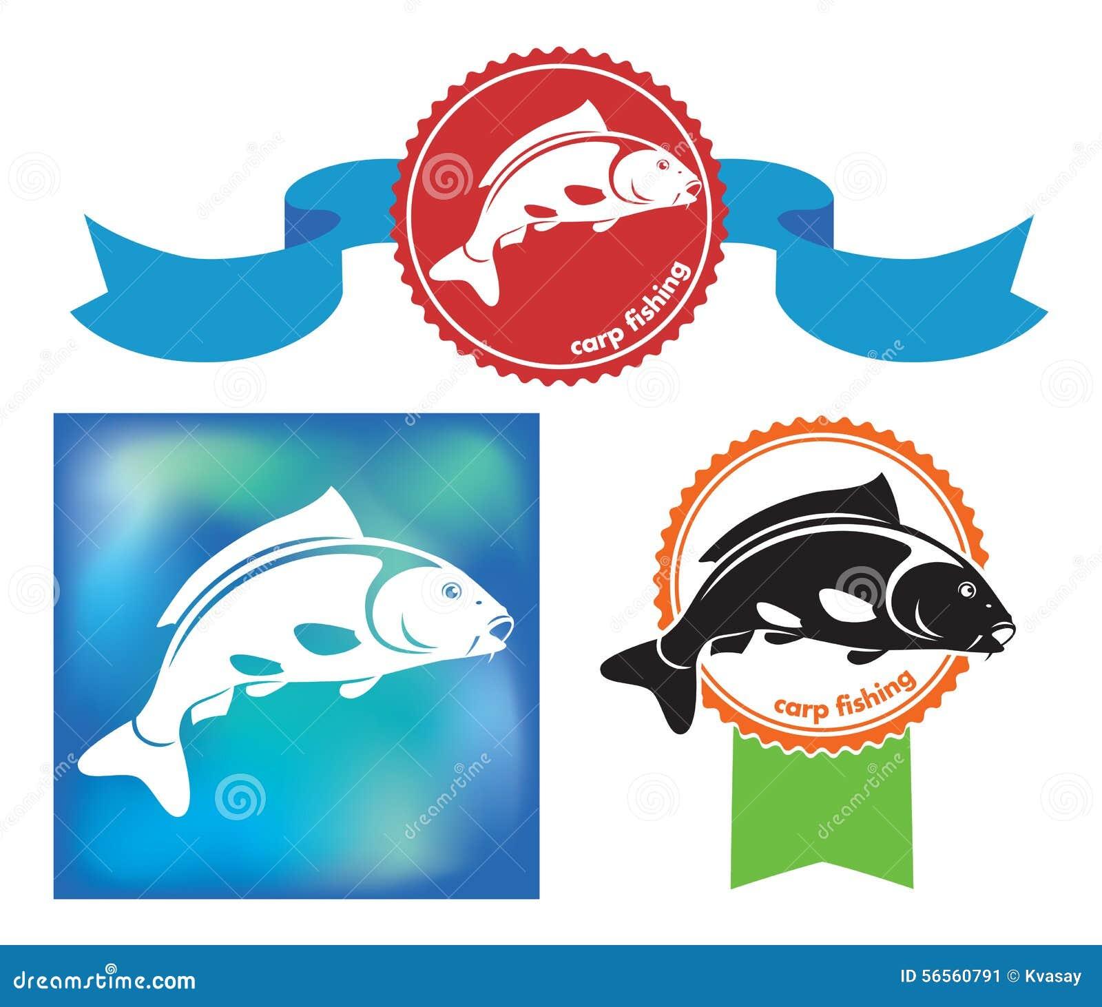 Download Εικονίδιο κυπρίνων απεικόνιση αποθεμάτων. εικονογραφία από κοινωνία - 56560791