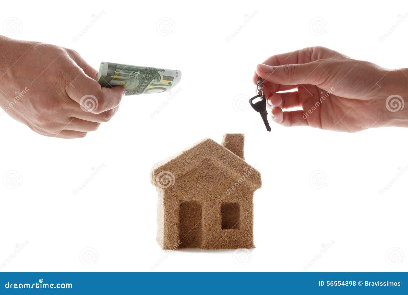 Download Εικονίδιο του μισθώματος και της πώλησης σπιτιών Στοκ Εικόνες - εικόνα από αντικείμενα, ανασκόπησης: 56554898
