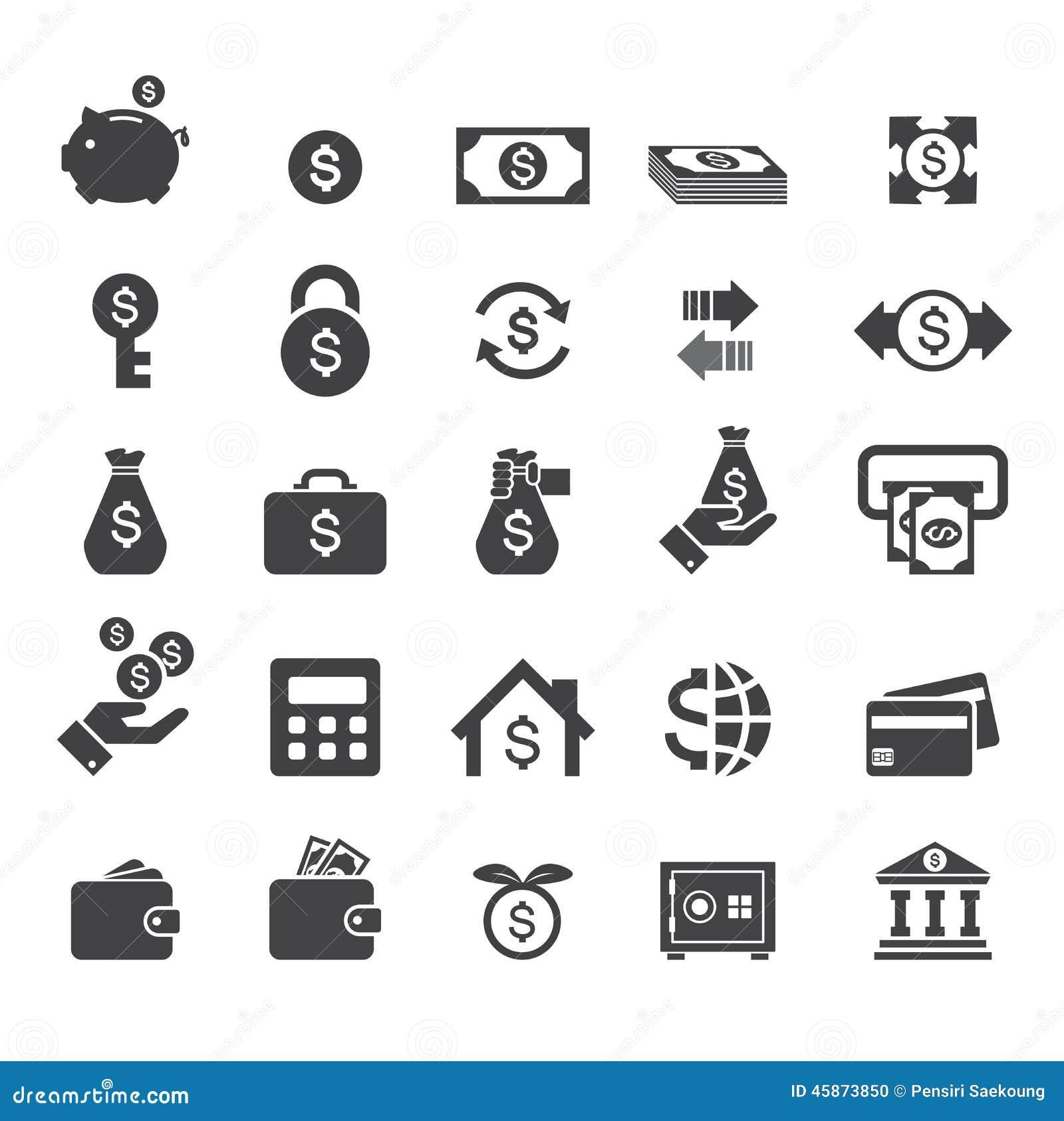 Εικονίδιο χρημάτων